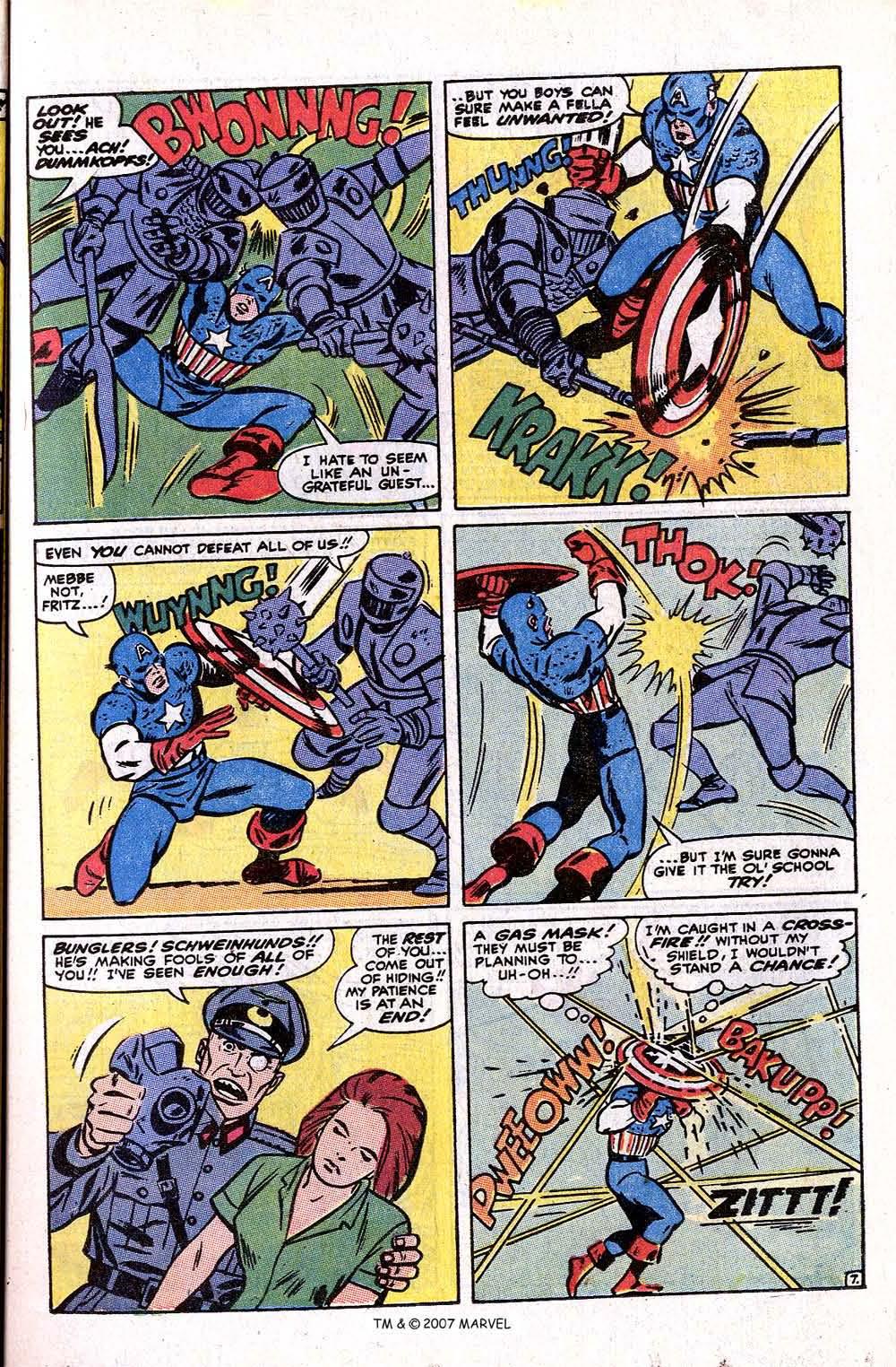 Read online Captain America (1968) comic -  Issue # _Annual 1 - 35