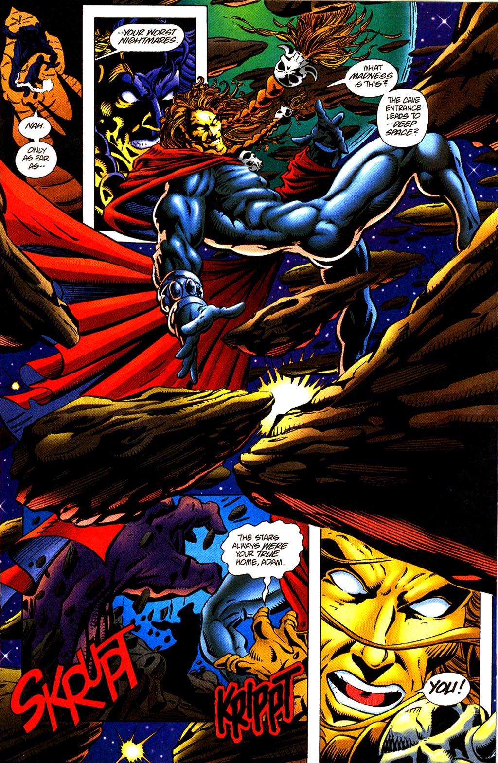 Read online Rune (1995) comic -  Issue #2 - 13