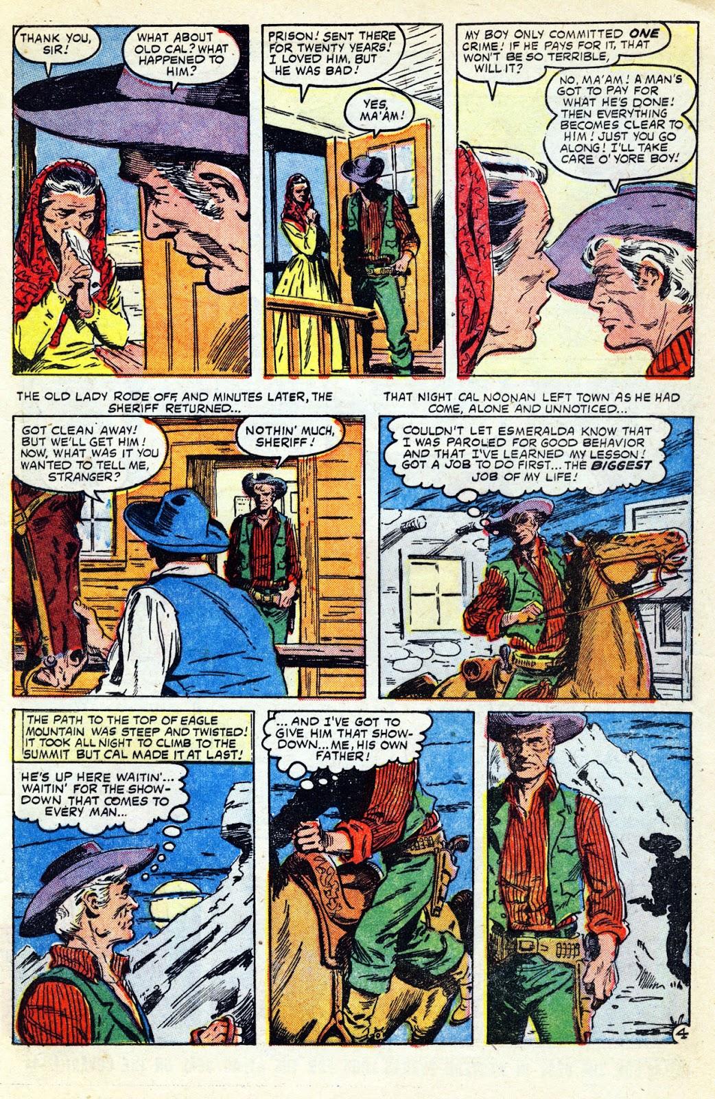 Gunsmoke Western issue 32 - Page 13