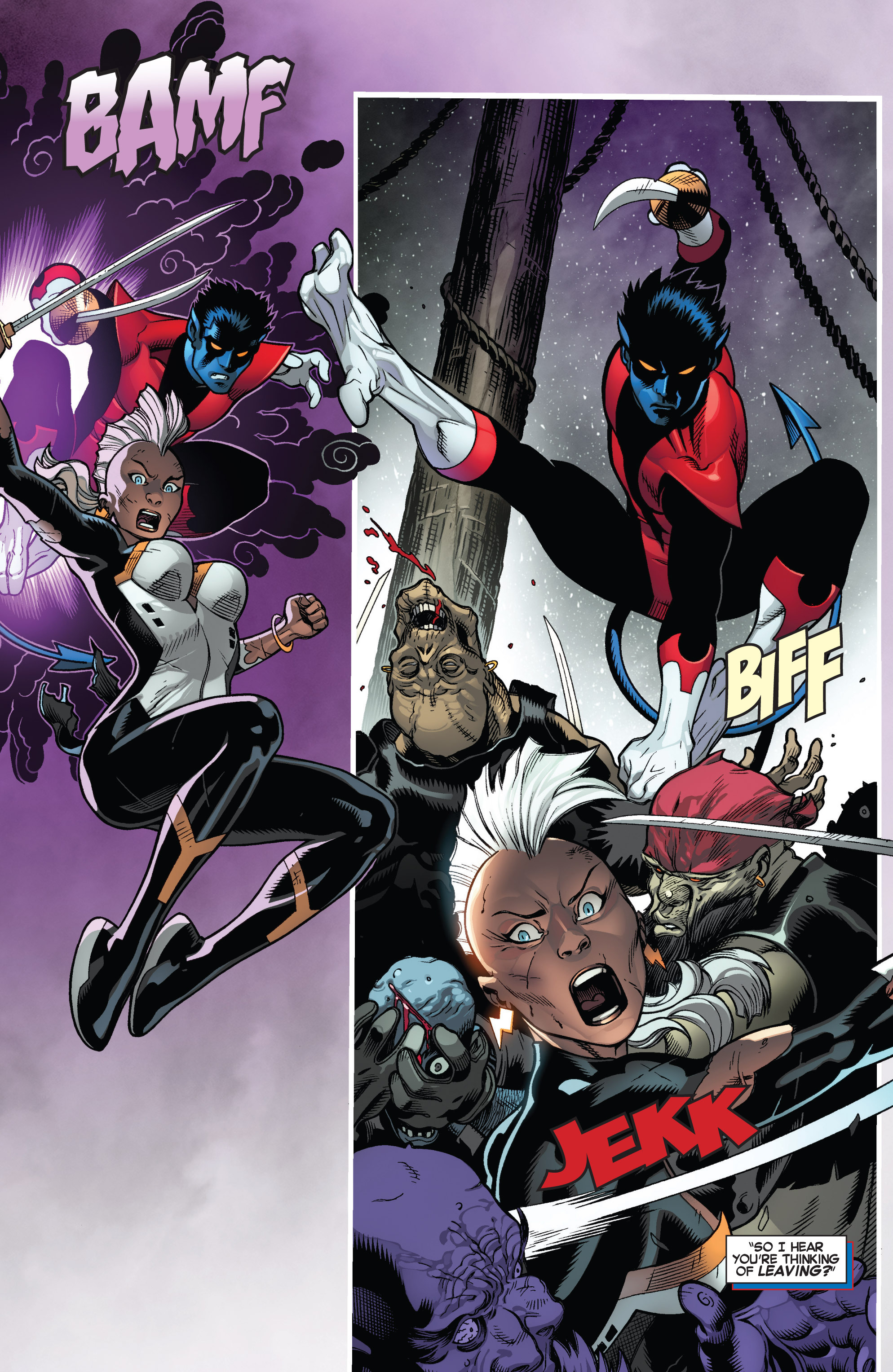 Read online Amazing X-Men (2014) comic -  Issue #3 - 17
