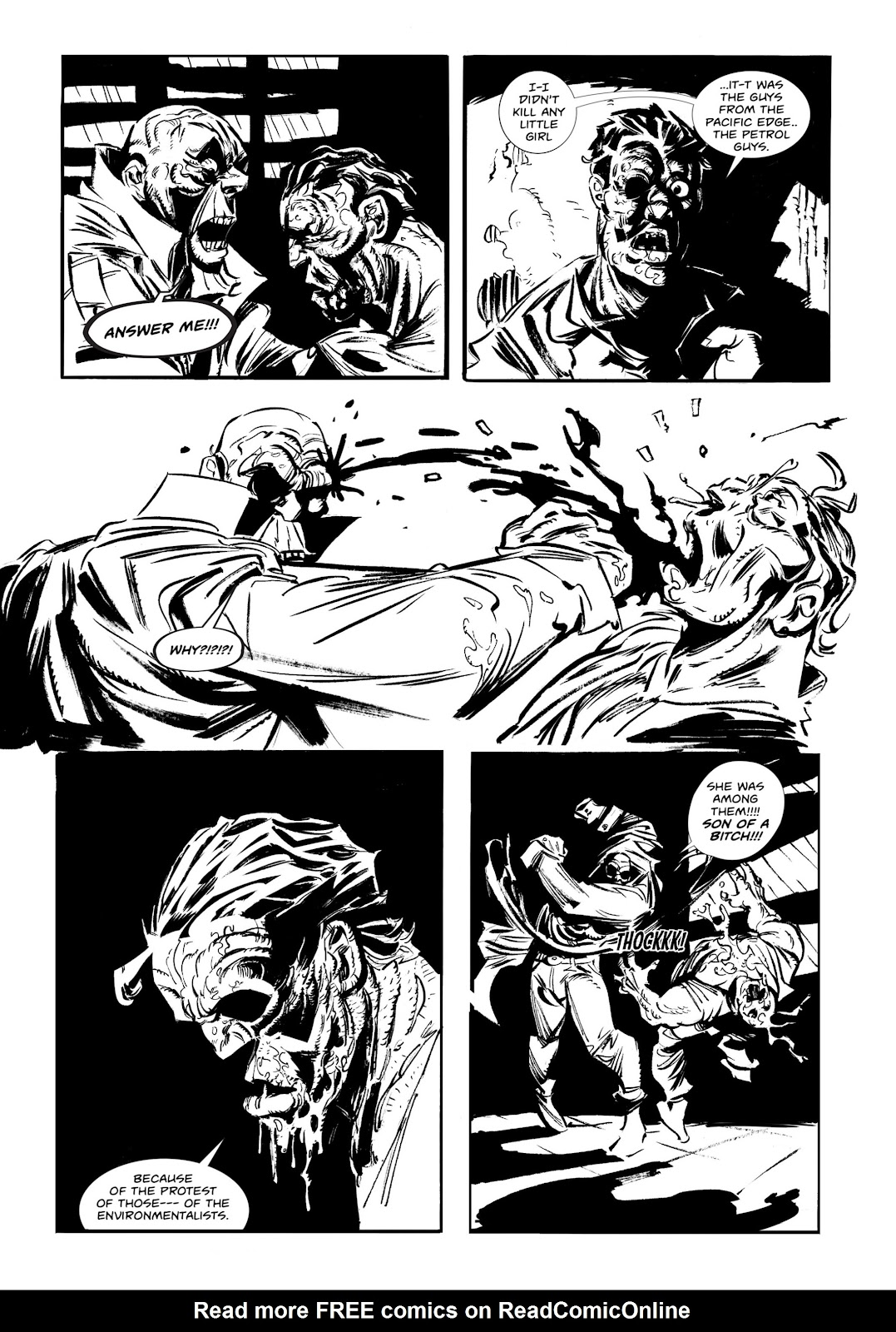 Read online Wrath of God comic -  Issue # _TPB - 22