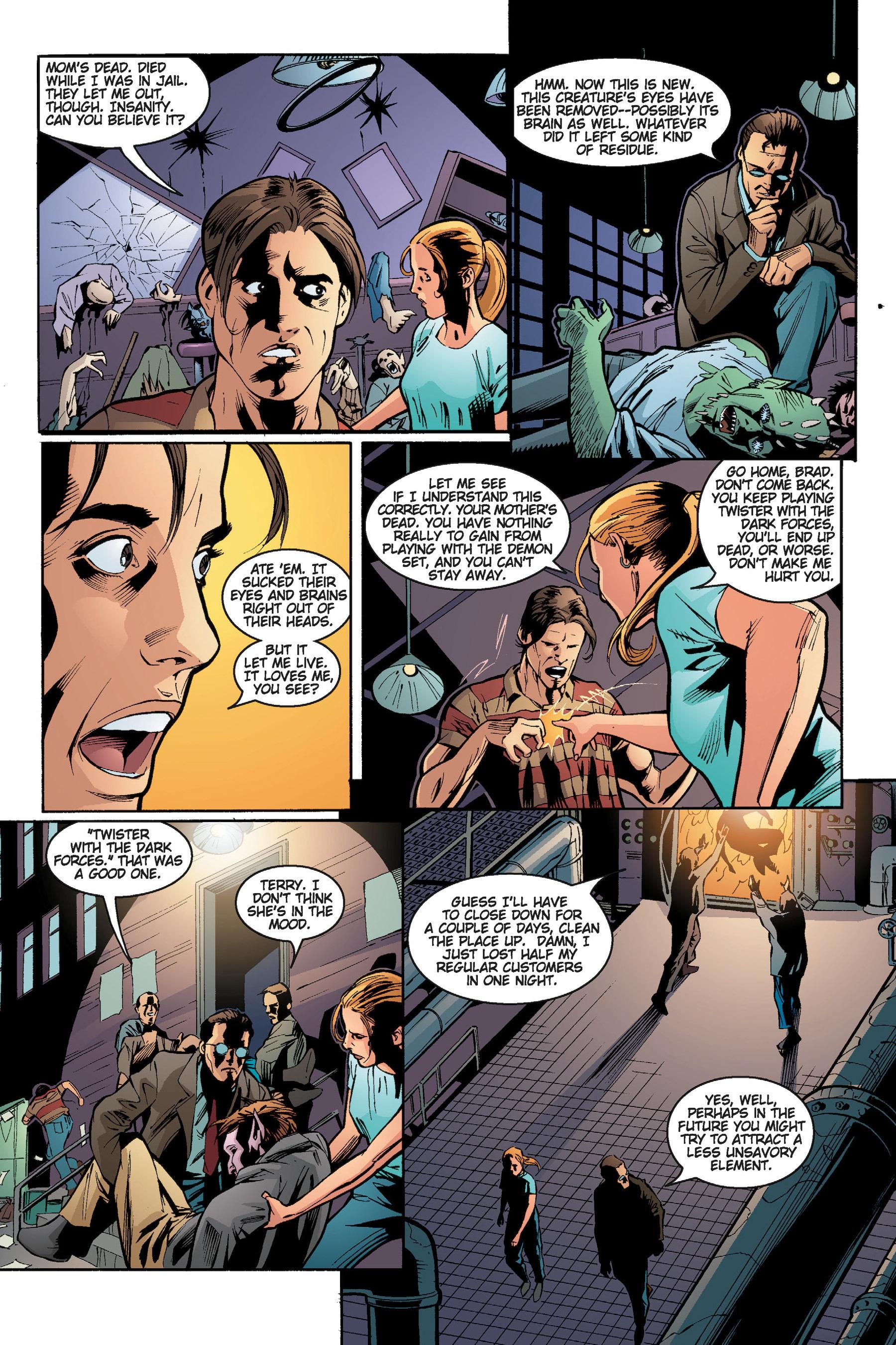 Read online Buffy the Vampire Slayer: Omnibus comic -  Issue # TPB 5 - 130