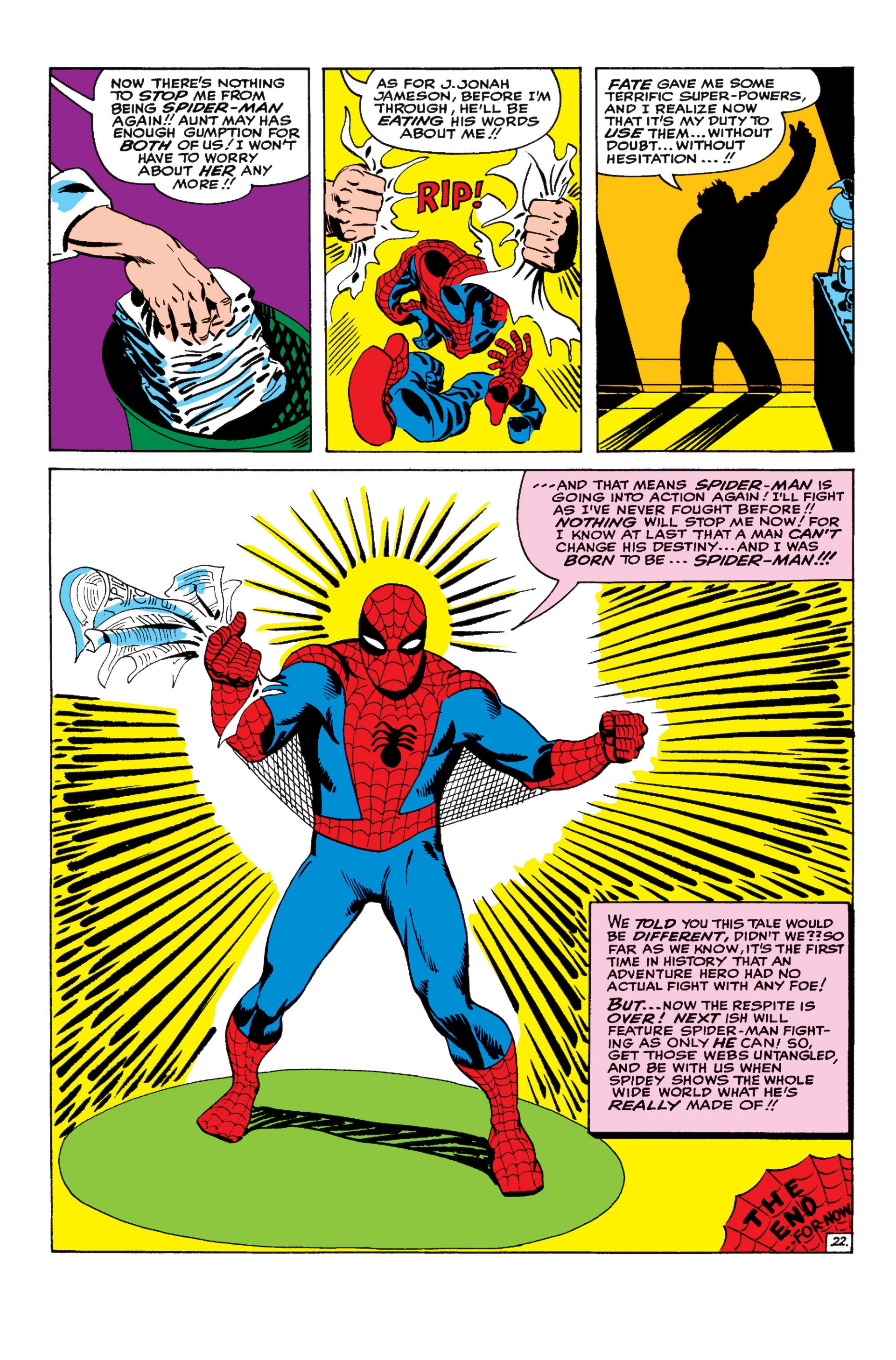 The Amazing Spider-Man (1963) 18 Page 22