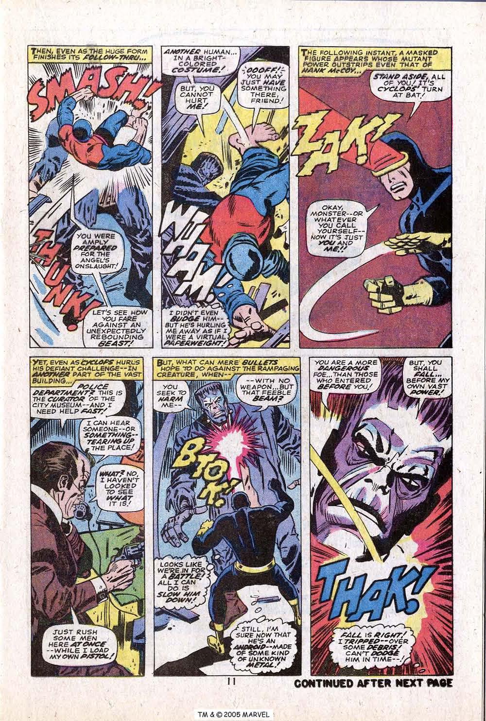 Uncanny X-Men (1963) 88 Page 12