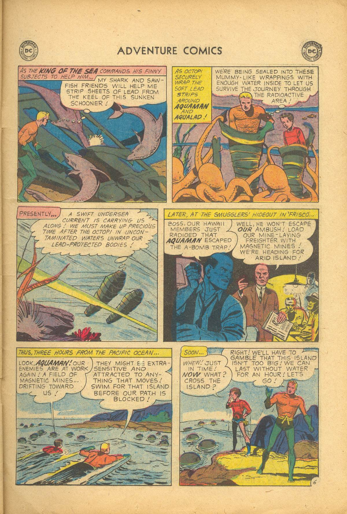 Read online Adventure Comics (1938) comic -  Issue #273 - 23