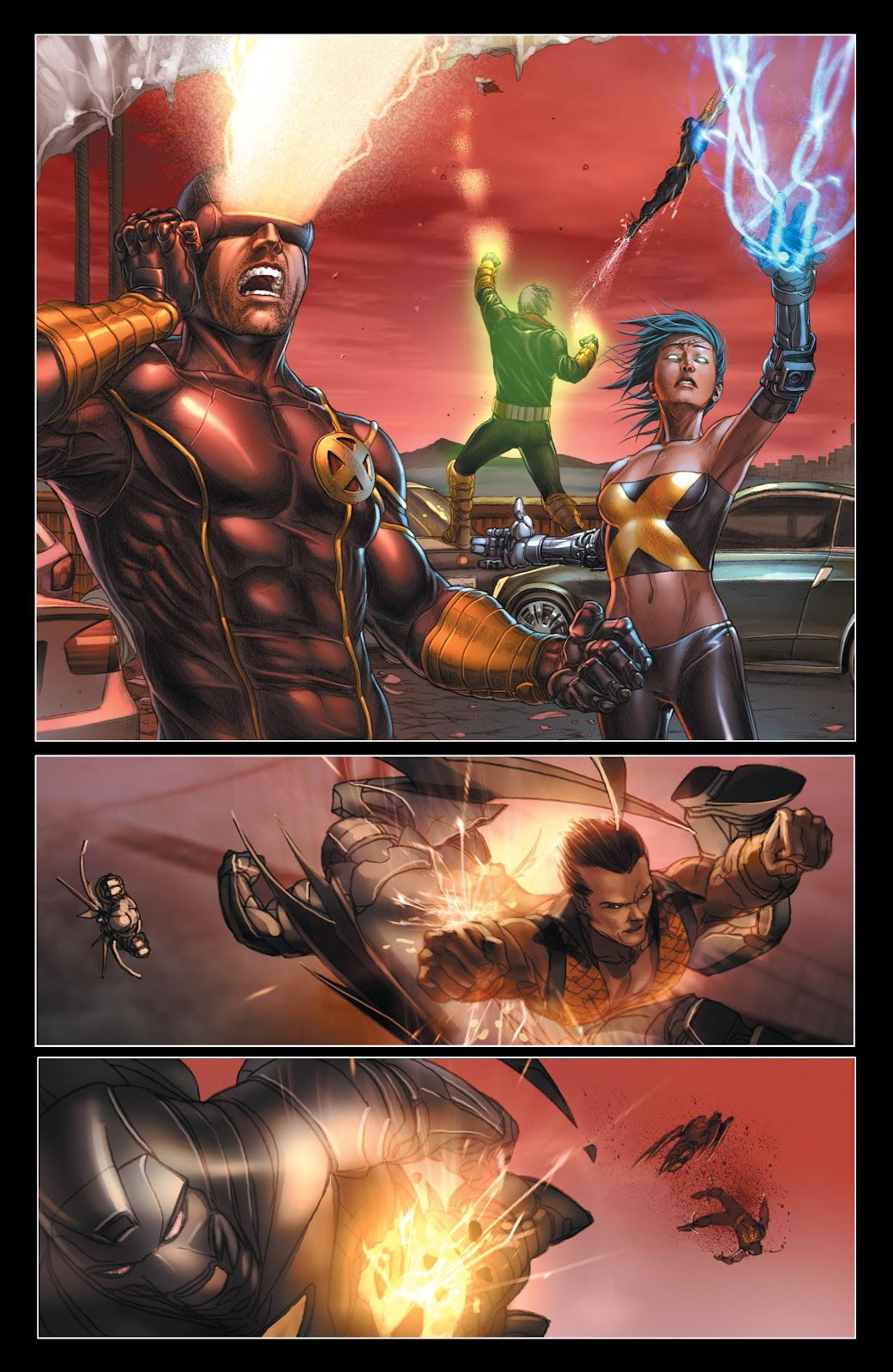Read online X-Men: Second Coming comic -  Issue # _TPB (Part 3) - 8