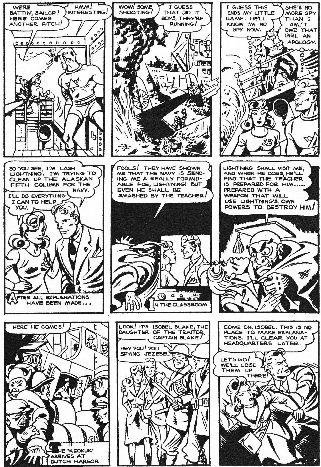 Read online Men of Mystery Comics comic -  Issue #82 - 47