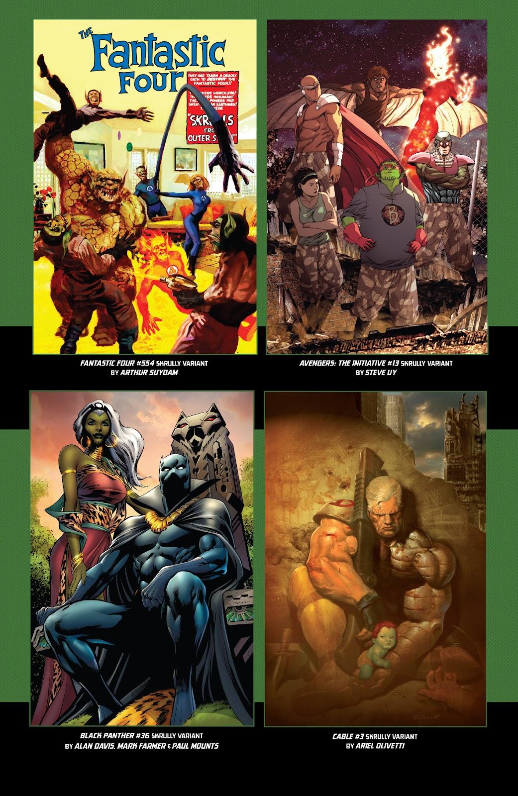 Read online Secret Invasion: Rise of the Skrulls comic -  Issue # TPB (Part 5) - 60