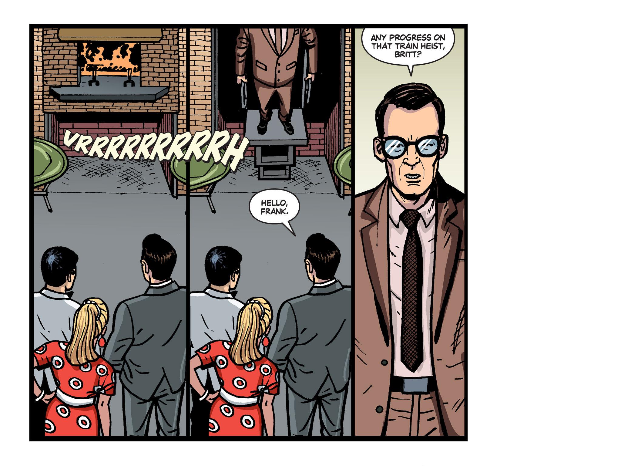 Read online Batman '66 Meets the Green Hornet [II] comic -  Issue #4 - 48