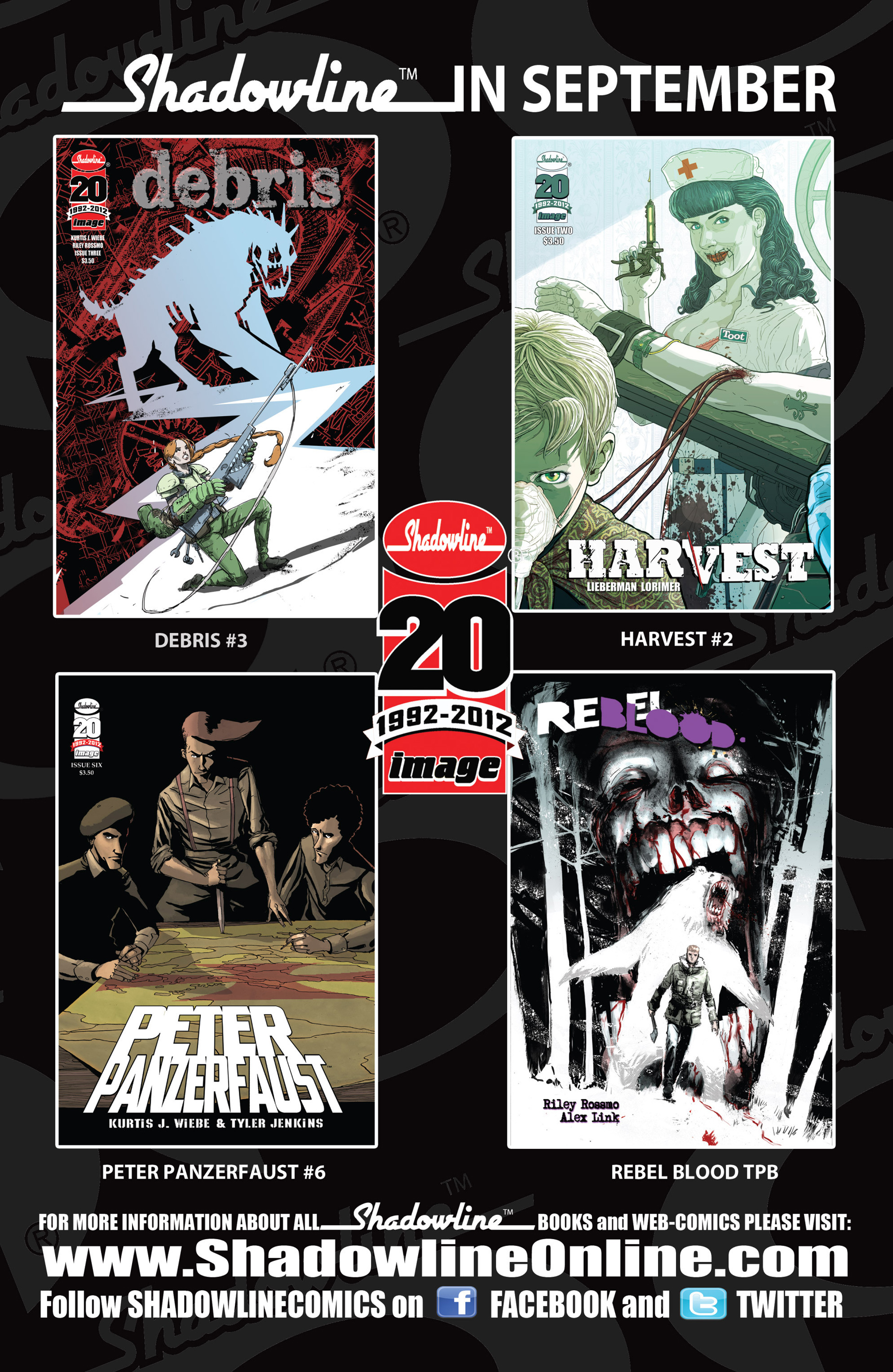 Read online Harvest comic -  Issue #2 - 30