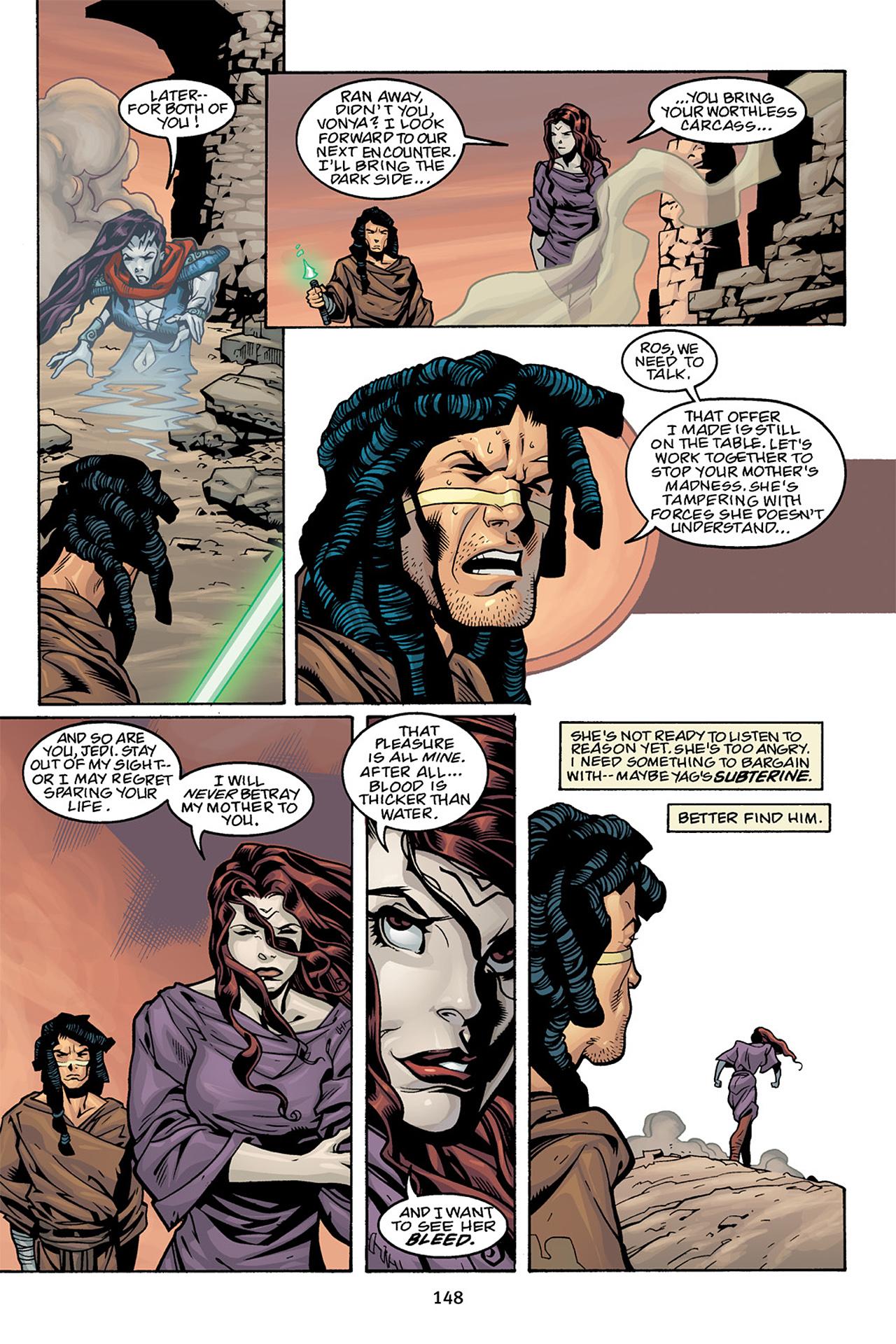 Read online Star Wars Omnibus comic -  Issue # Vol. 15 - 145