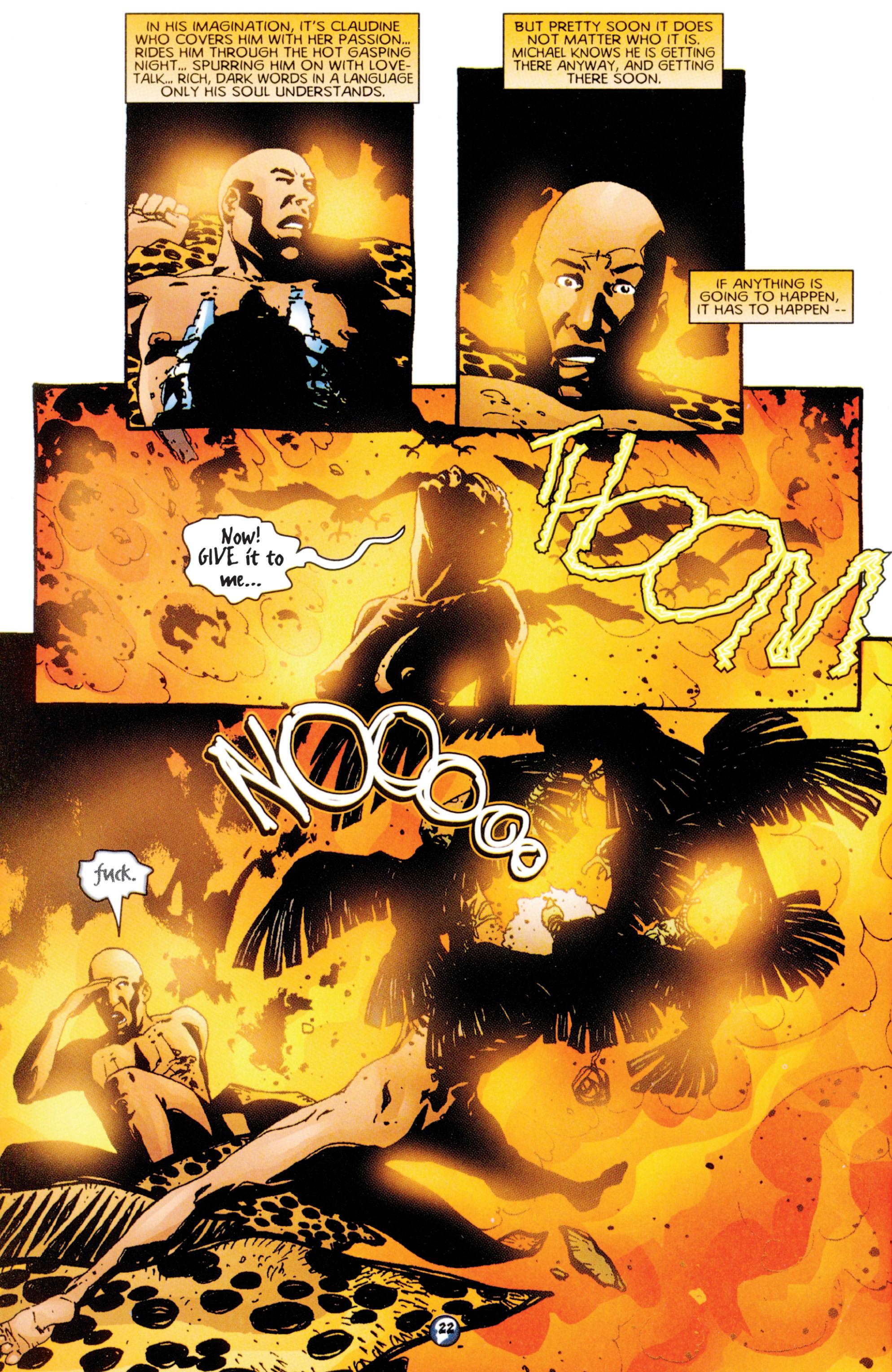 Read online Shadowman (1997) comic -  Issue #7 - 18