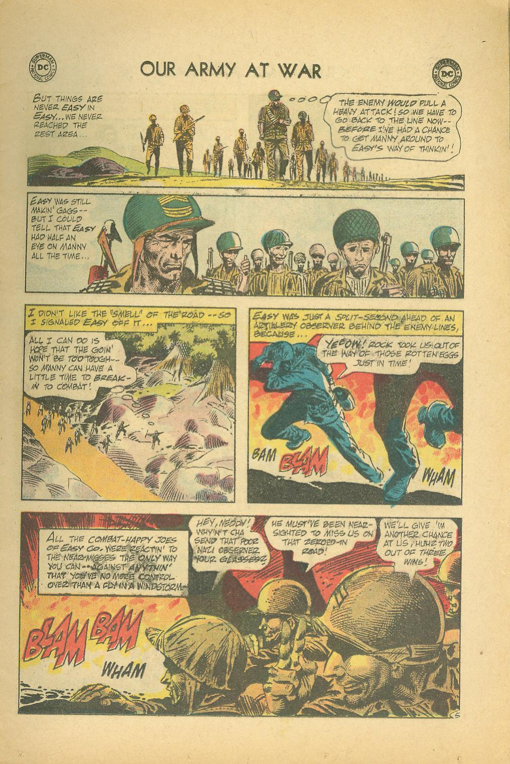 Our Army at War (1952) issue 100 - Page 7