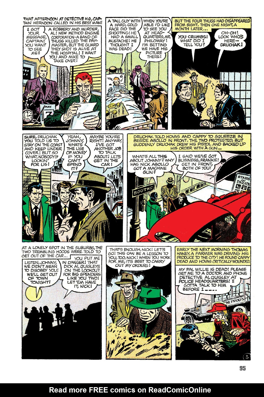 Read online The Joe Kubert Archives comic -  Issue # TPB (Part 2) - 6