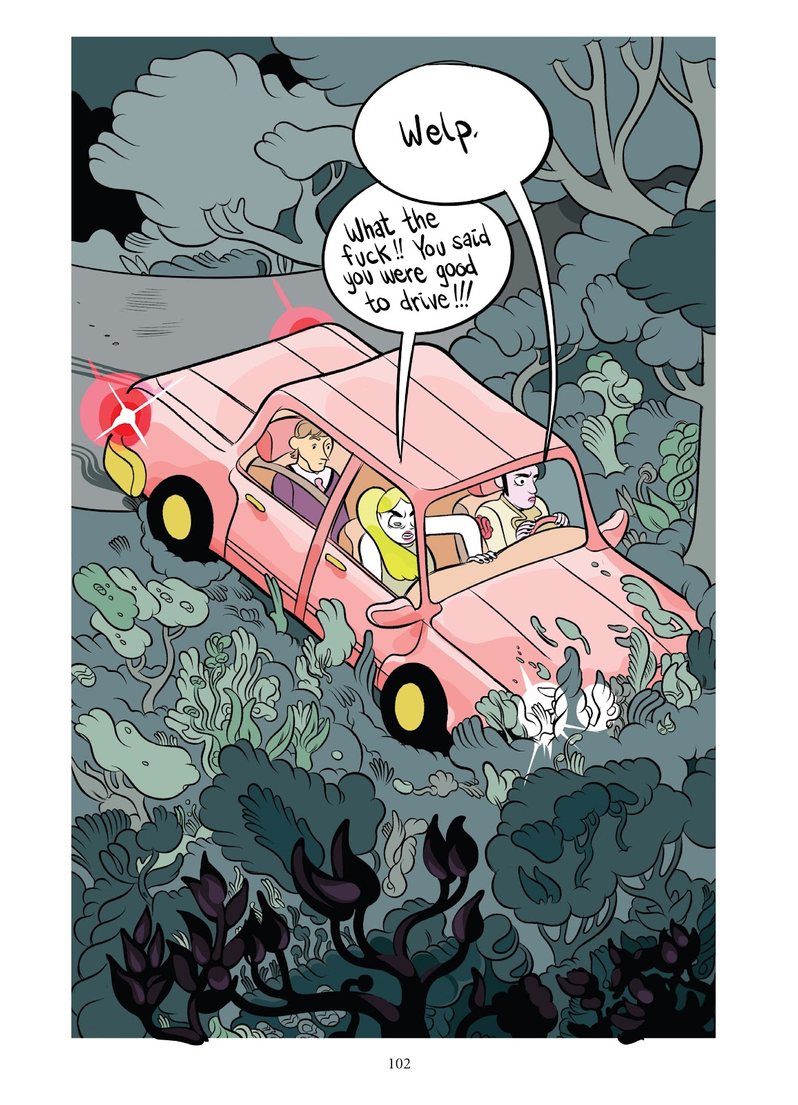 Read online Girl Town comic -  Issue # TPB (Part 2) - 2