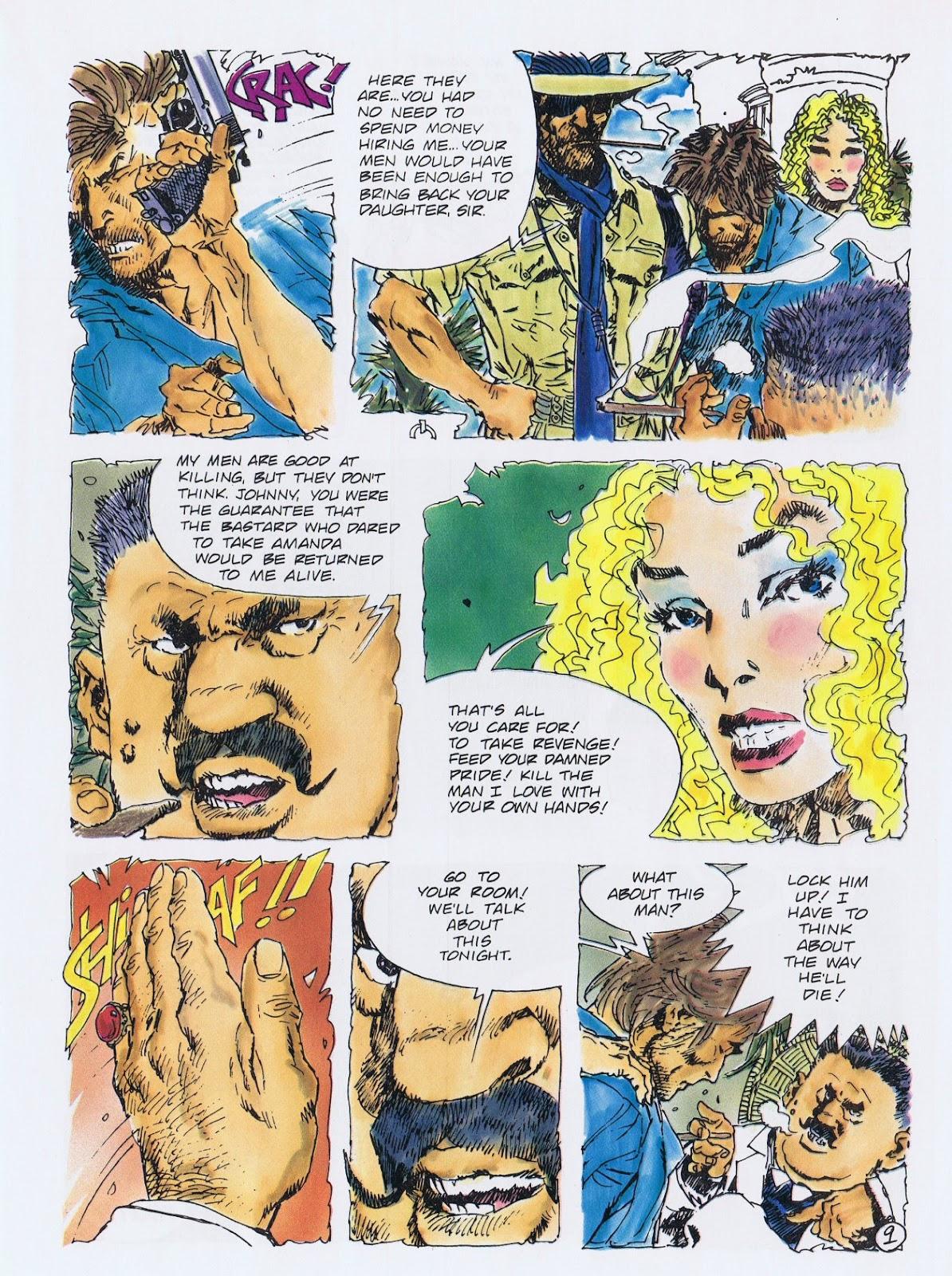 Read online Merchants of Death comic -  Issue #2 - 29