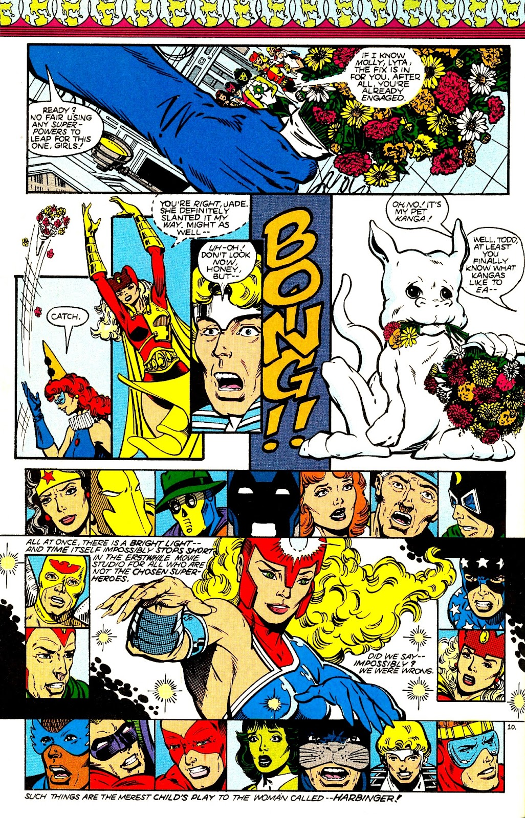 Infinity Inc. (1984) issue 21 - Page 12