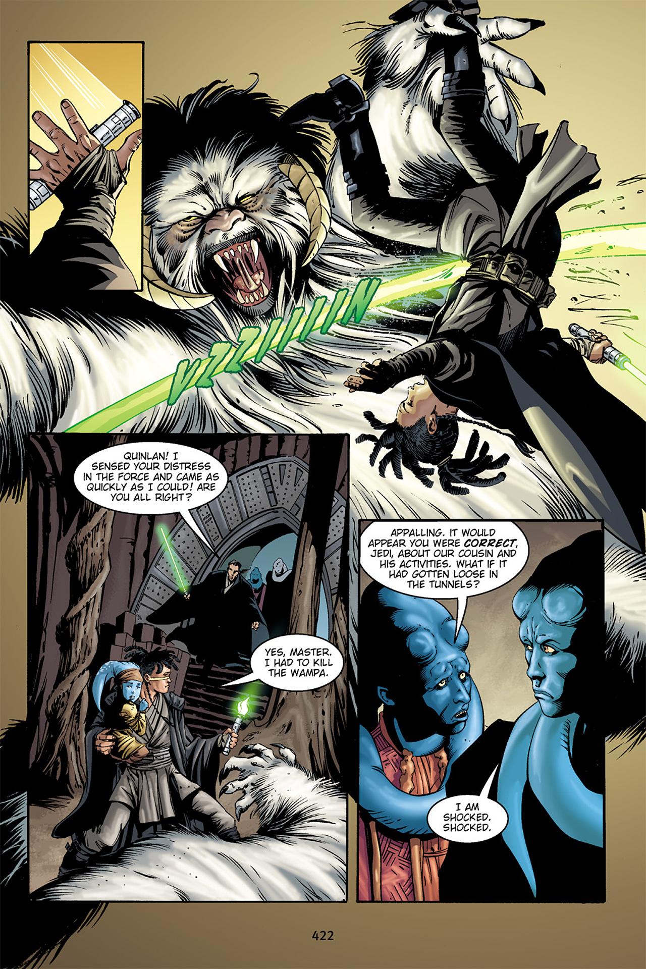 Read online Star Wars Omnibus comic -  Issue # Vol. 15.5 - 140