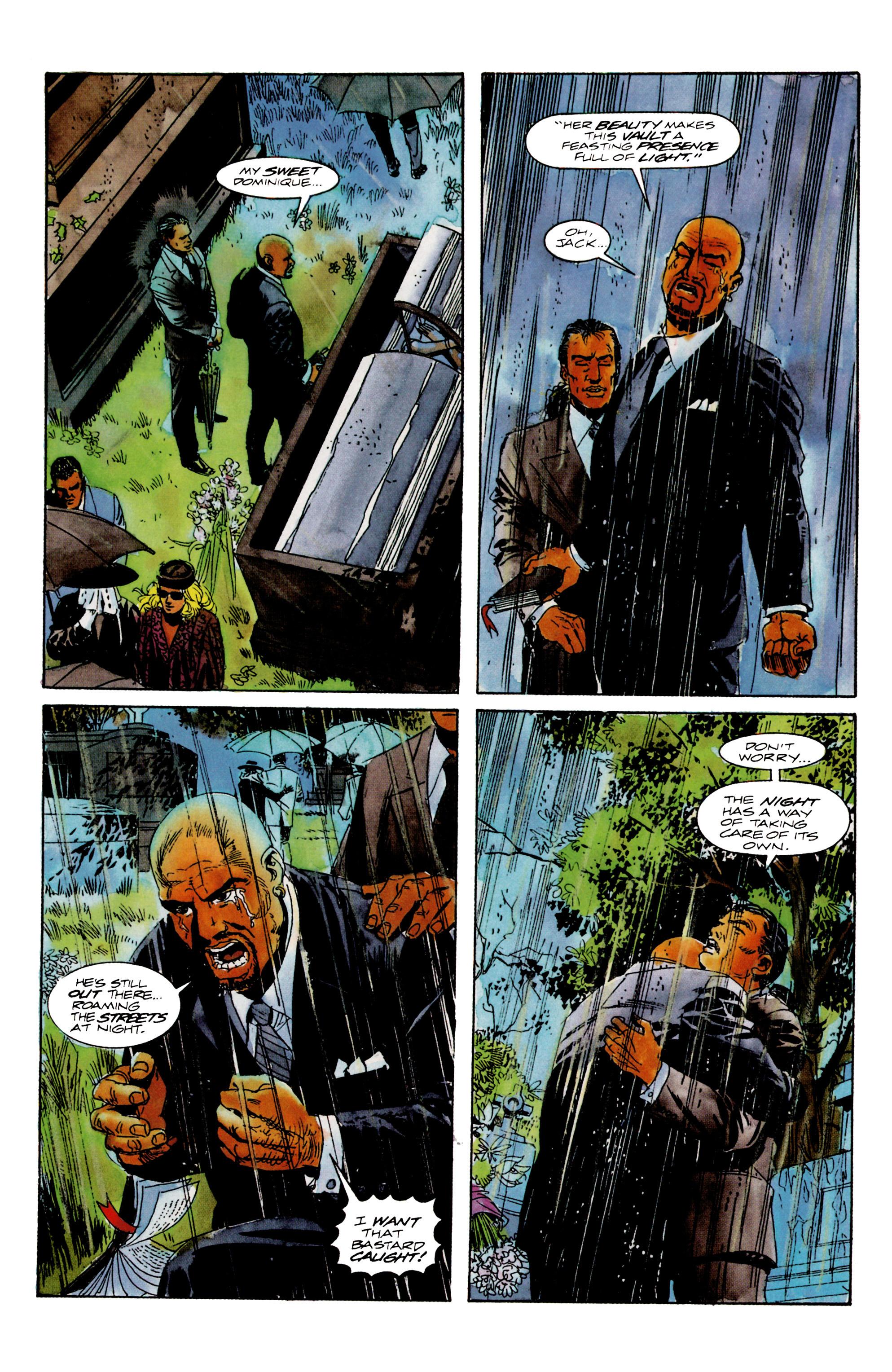 Read online Shadowman (1992) comic -  Issue #13 - 15
