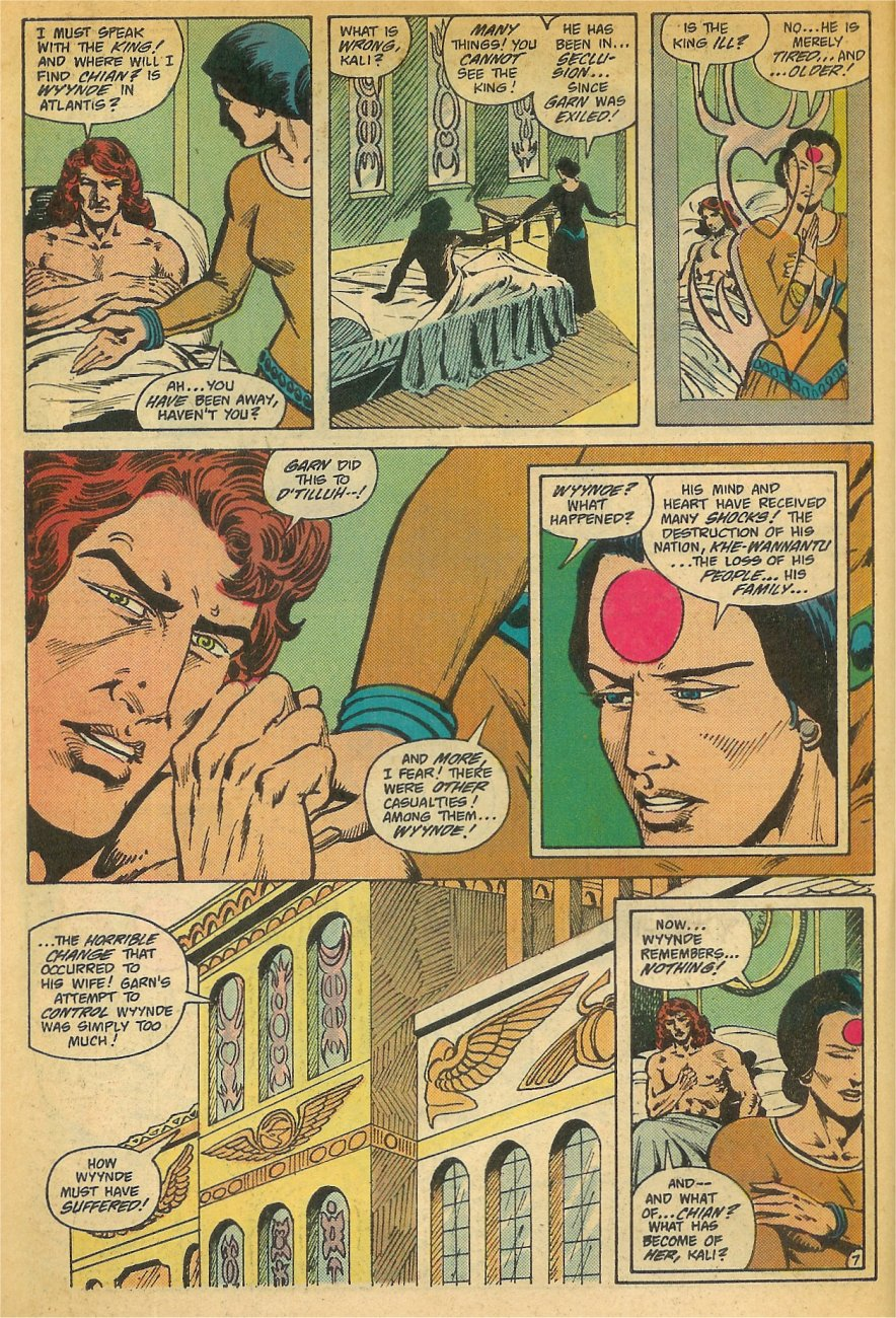 Read online Arion, Lord of Atlantis comic -  Issue #26 - 8
