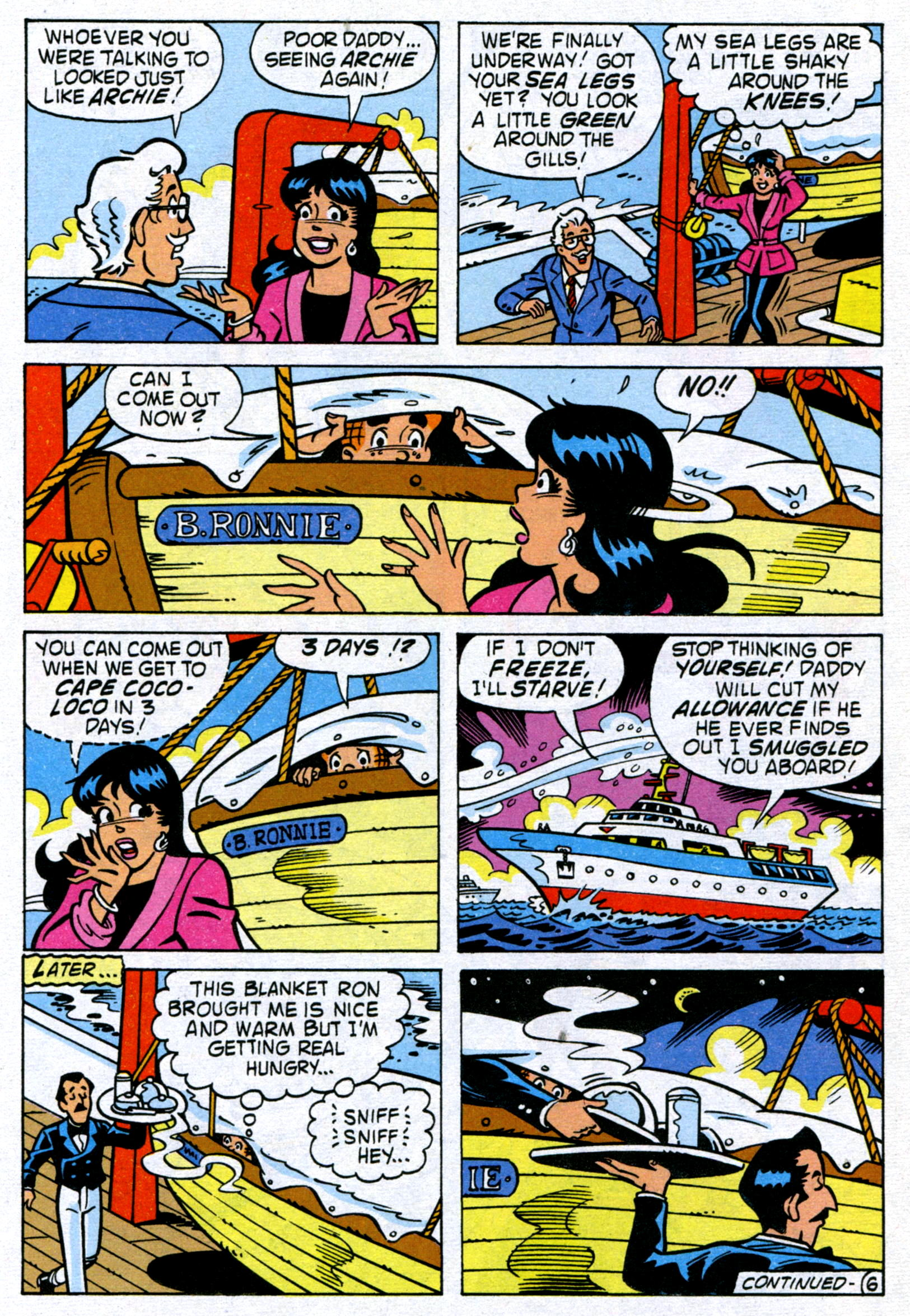 Read online World of Archie comic -  Issue #14 - 8