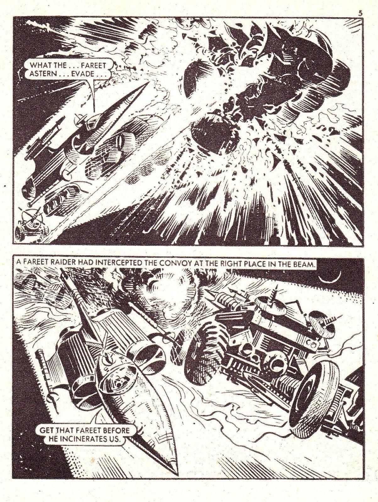 Starblazer issue 72 - Page 5