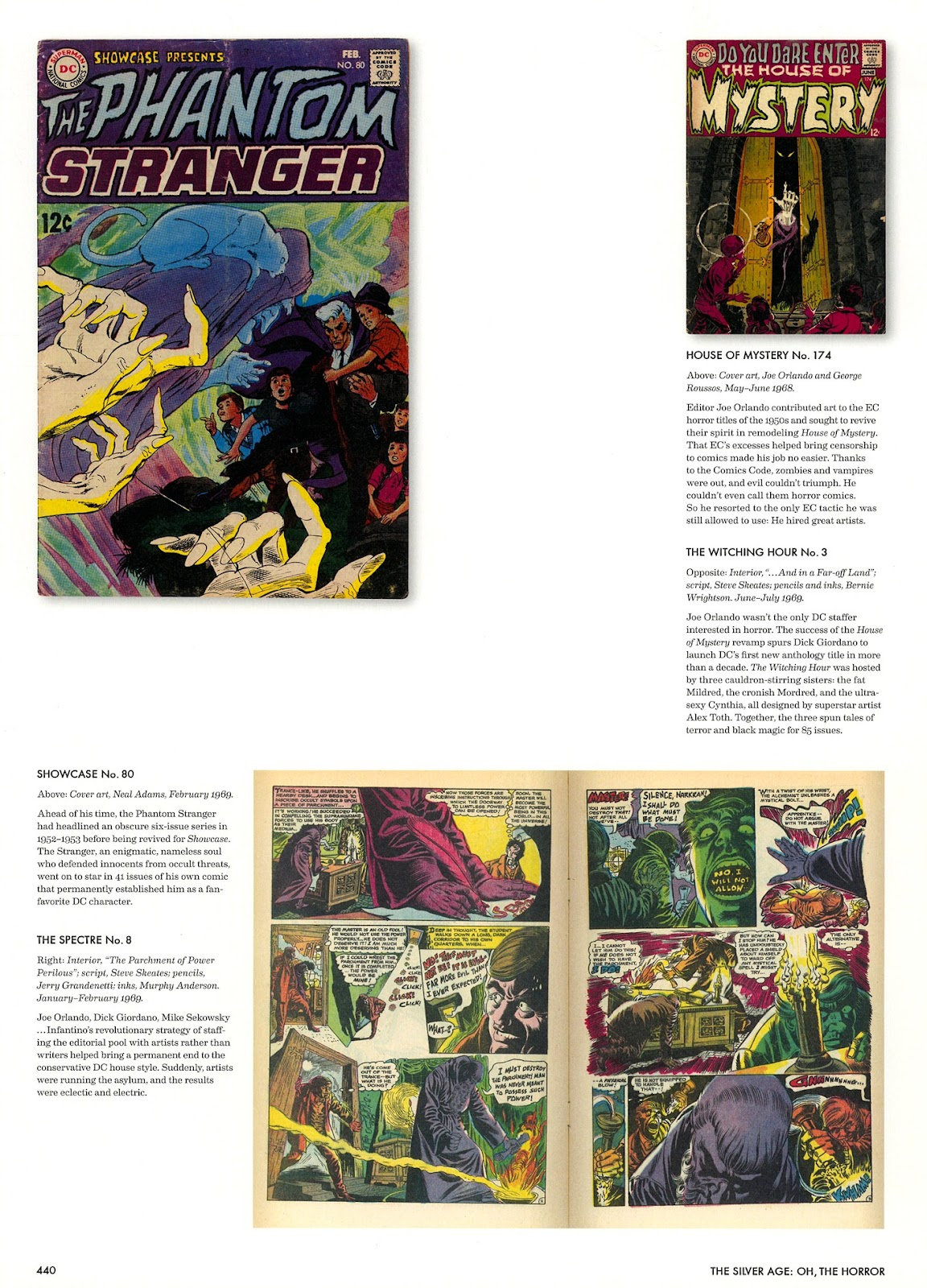 Read online 75 Years Of DC Comics comic -  Issue # TPB (Part 5) - 55