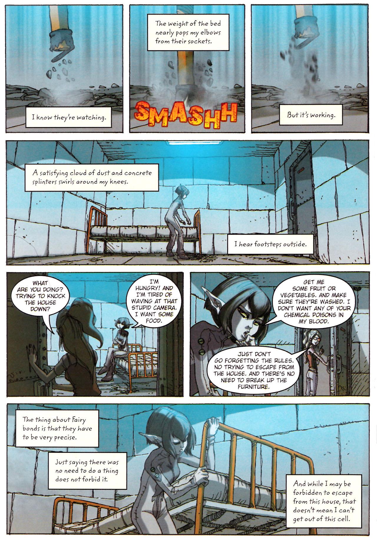 Read online Artemis Fowl: The Graphic Novel comic -  Issue #Artemis Fowl: The Graphic Novel Full - 59