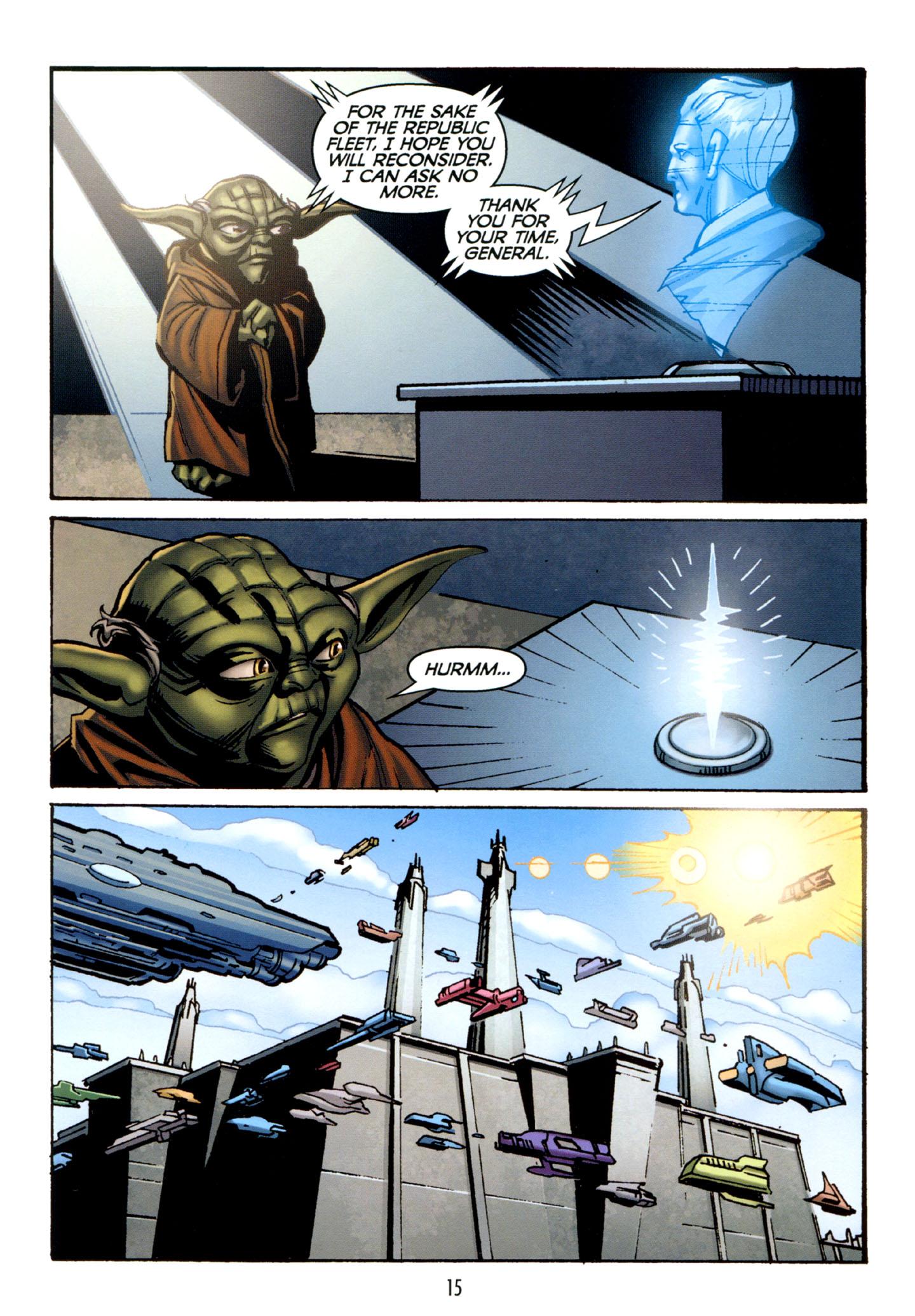 Read online Star Wars: The Clone Wars - Strange Allies comic -  Issue # Full - 16