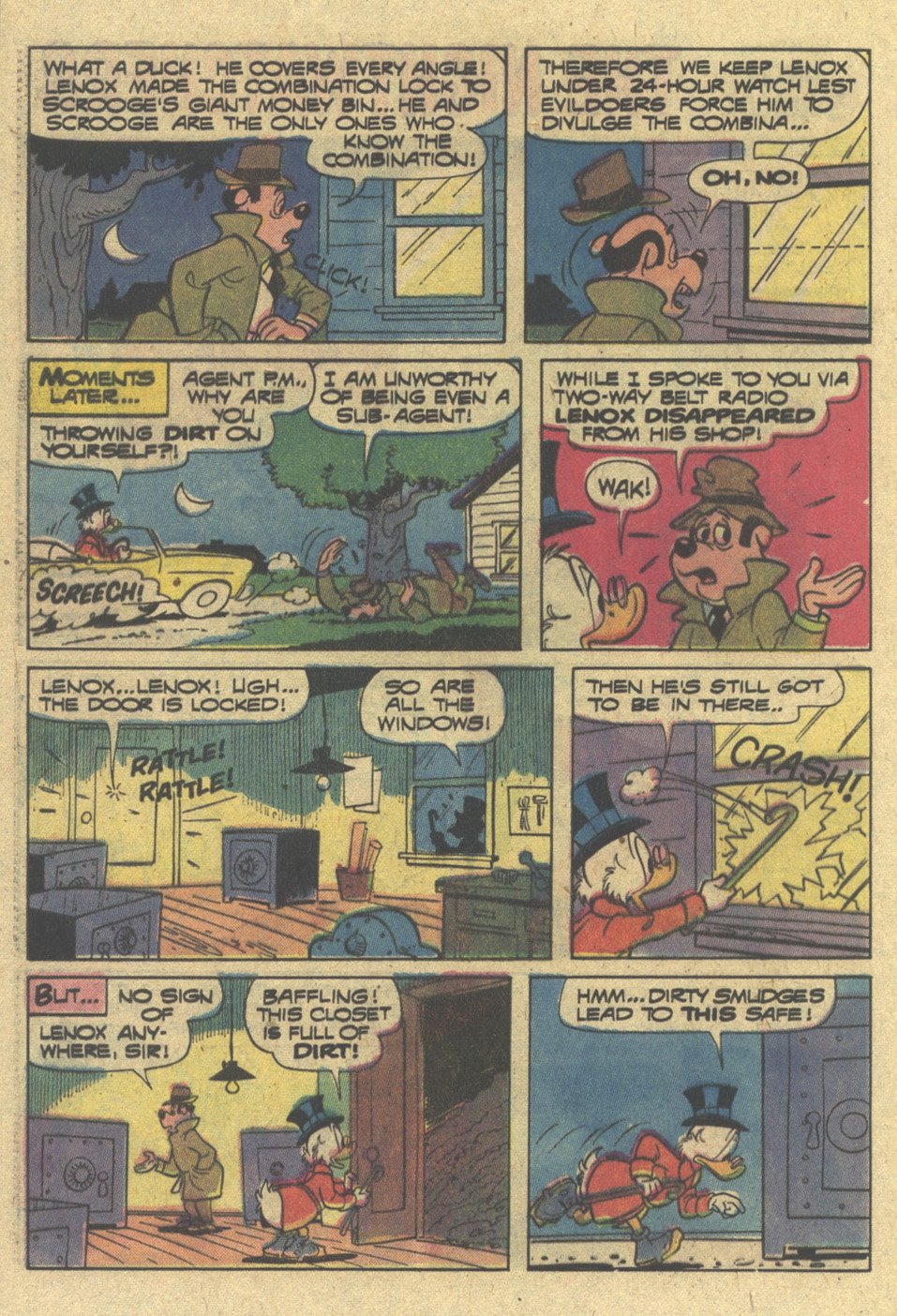 Read online Uncle Scrooge (1953) comic -  Issue #146 - 32