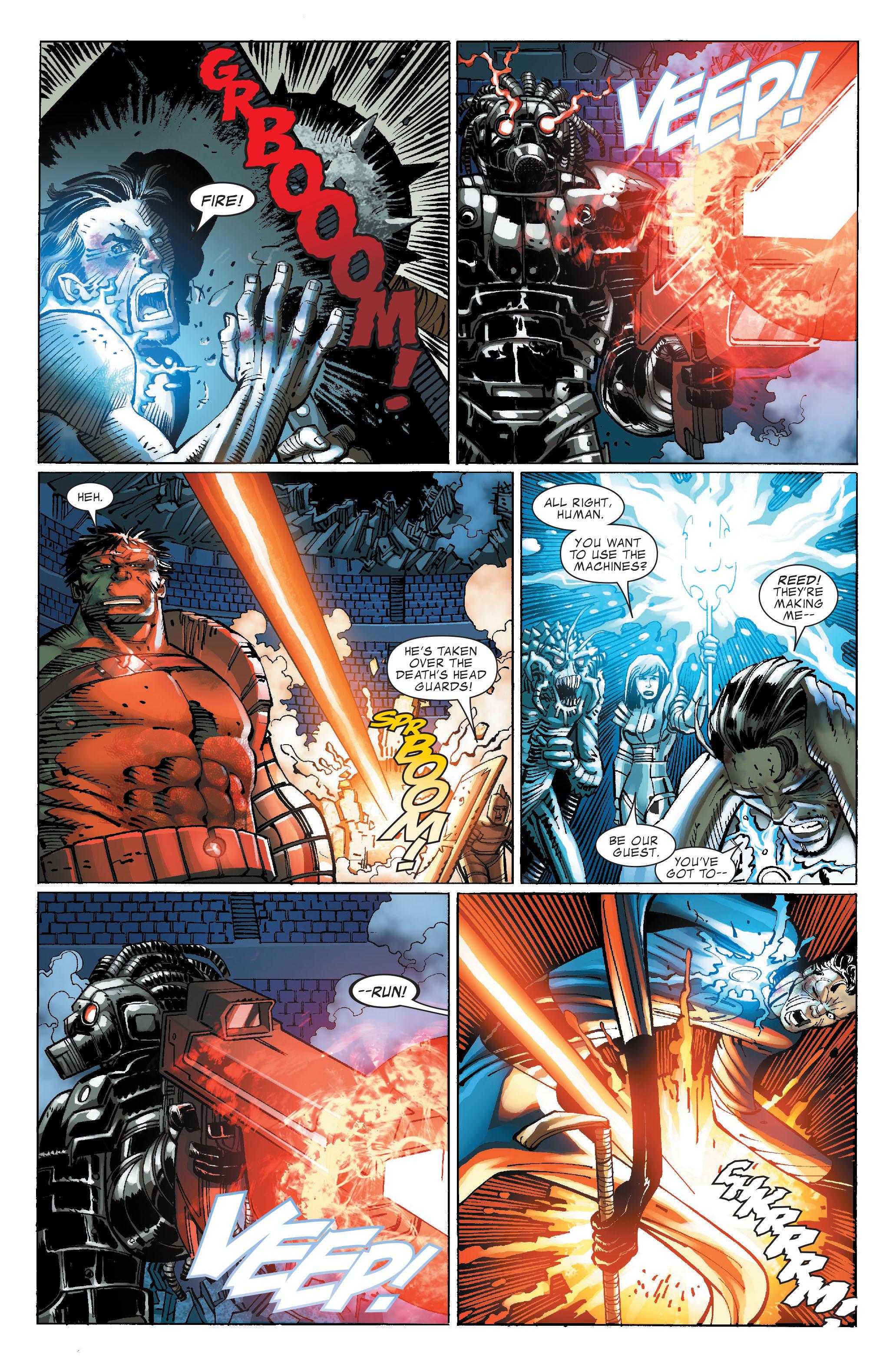 Read online World War Hulk comic -  Issue #4 - 31