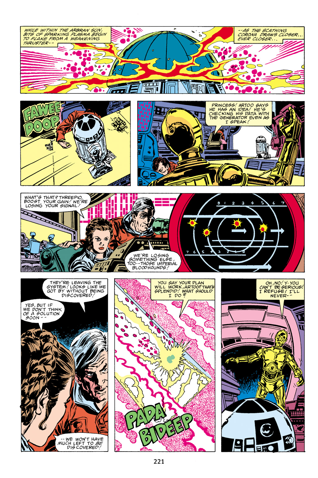 Read online Star Wars Omnibus comic -  Issue # Vol. 16 - 218