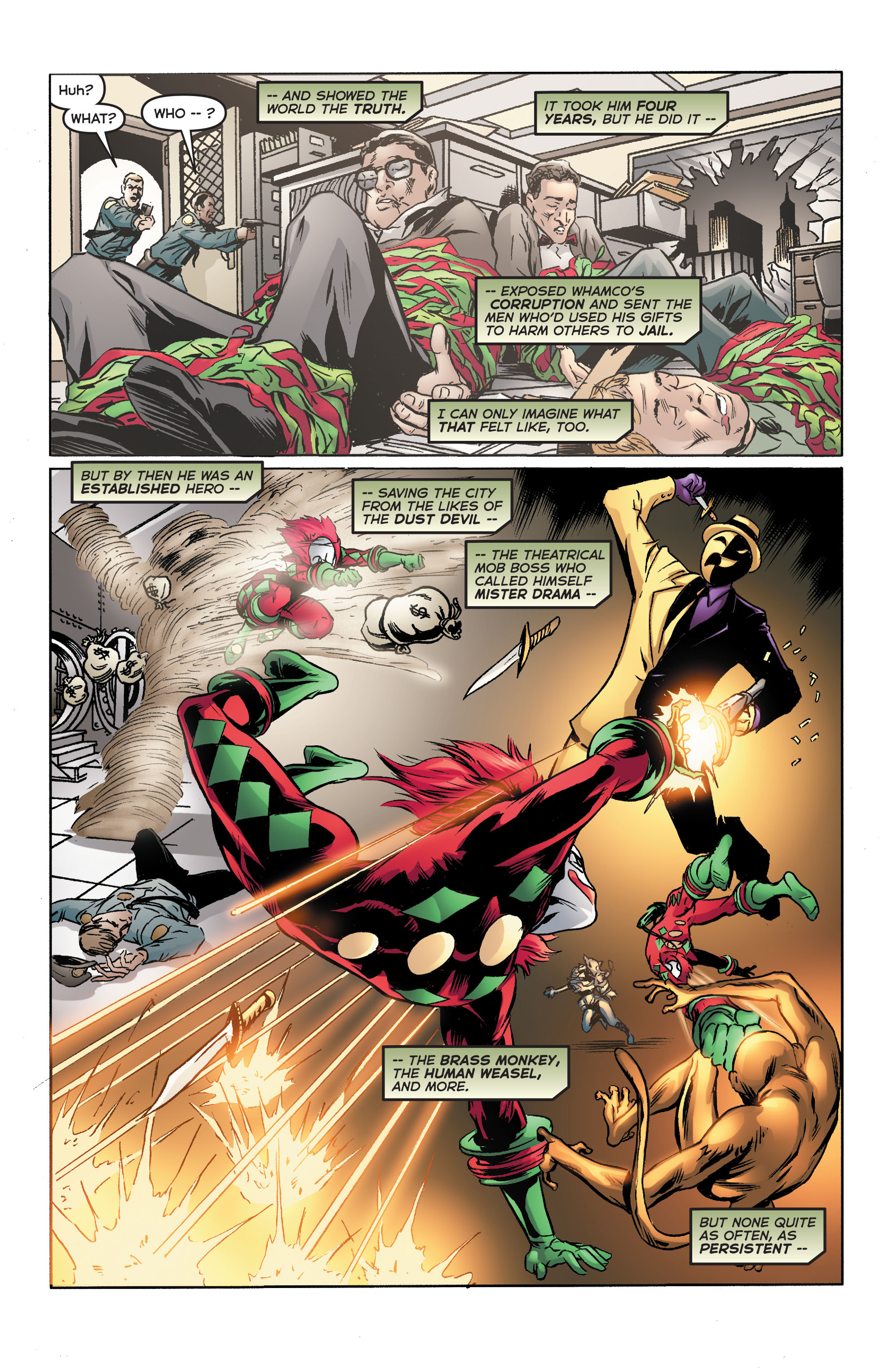 Read online Astro City comic -  Issue #35 - 6