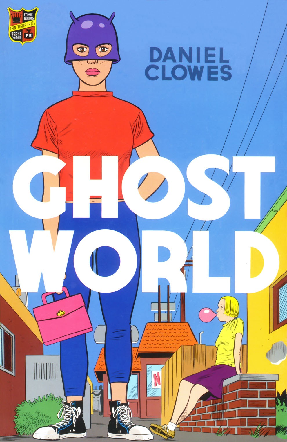 Ghost World issue Full - Page 1
