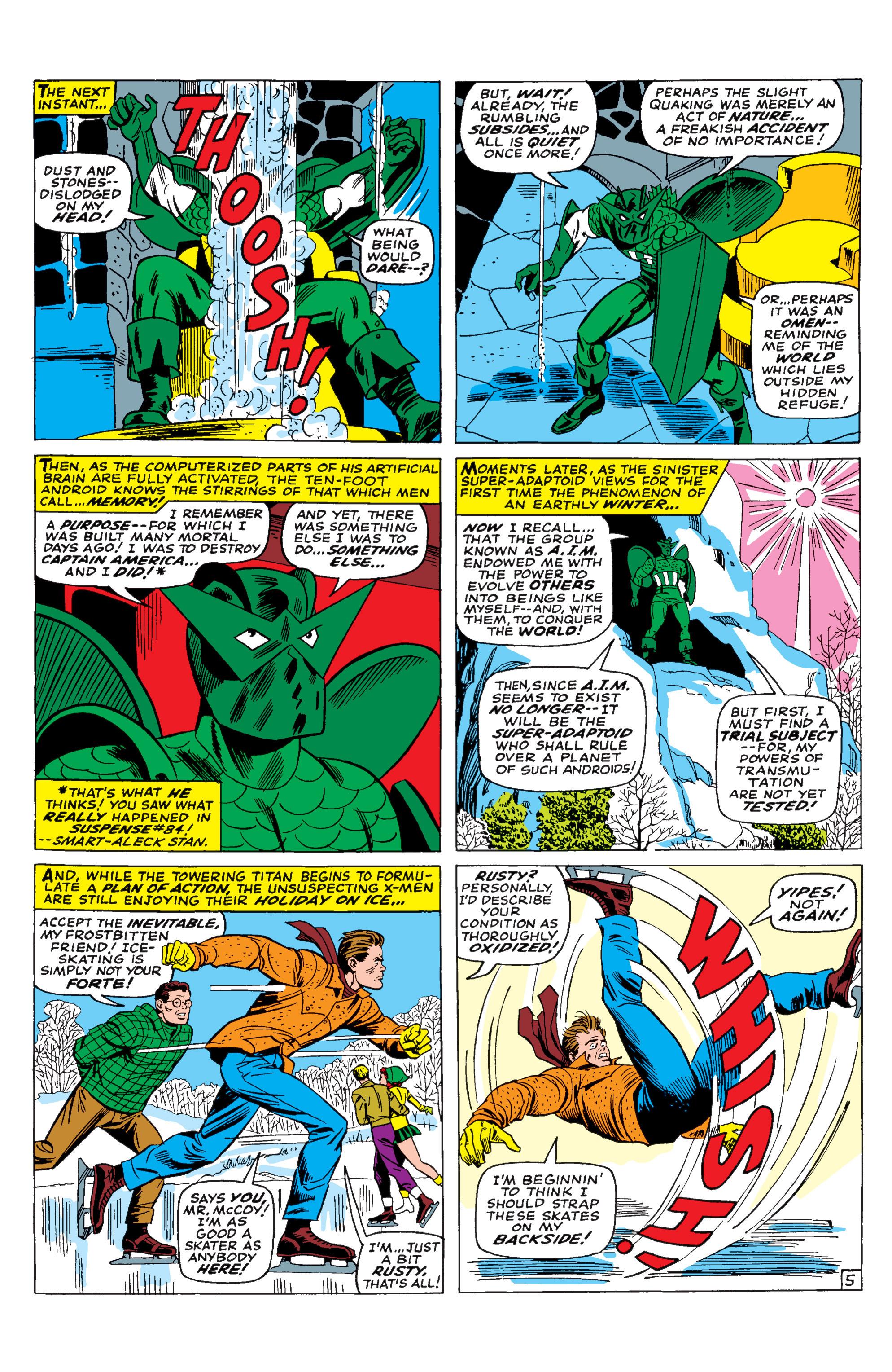 Read online Uncanny X-Men (1963) comic -  Issue #29 - 6