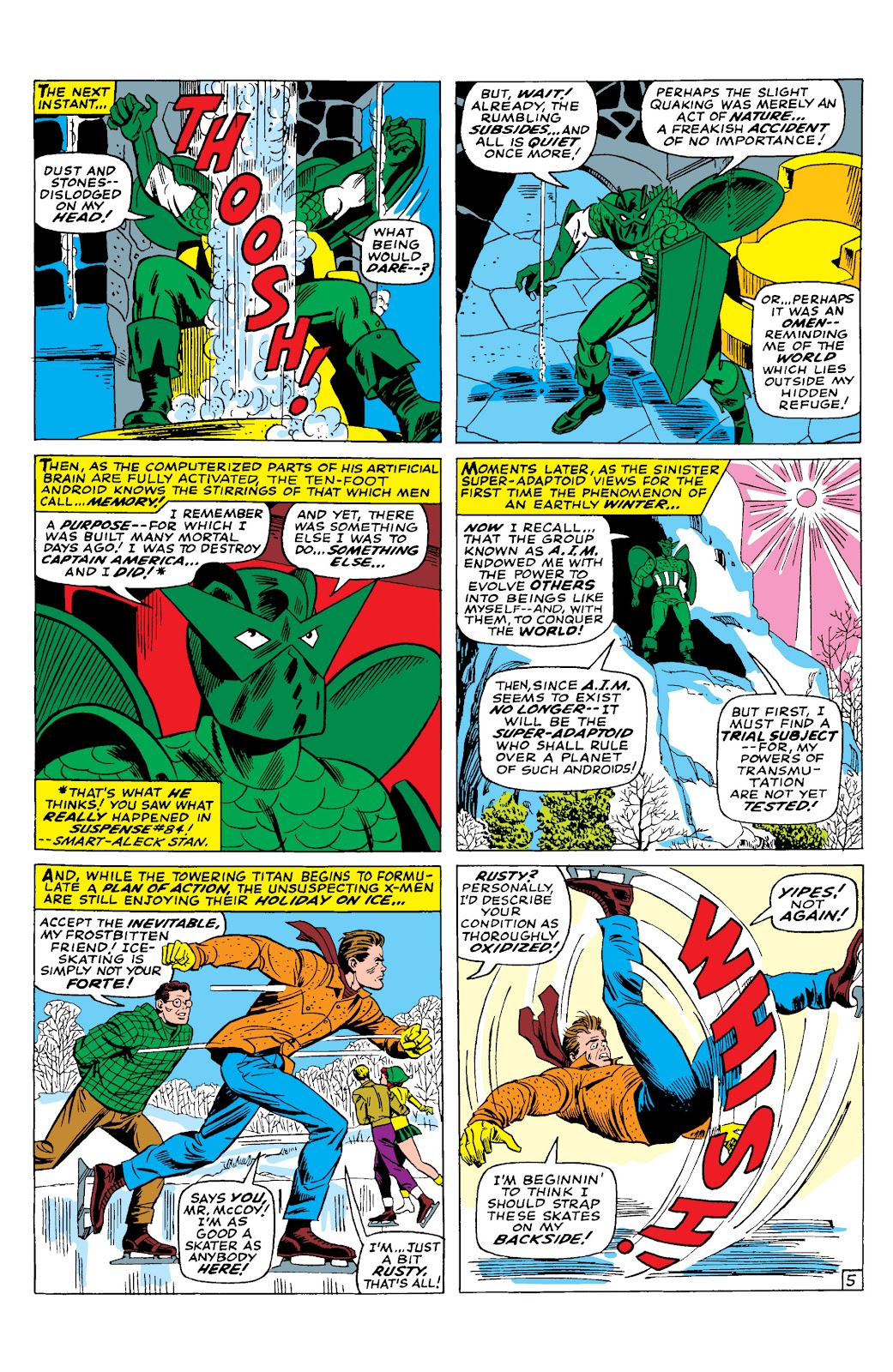 Uncanny X-Men (1963) issue 29 - Page 6
