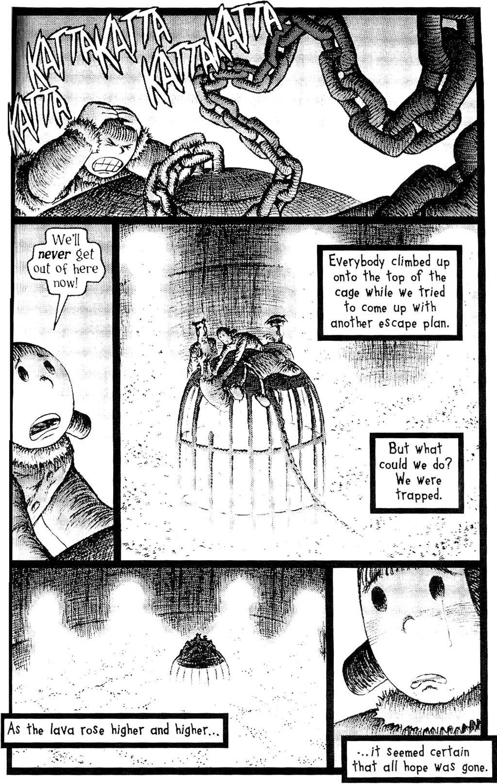 Read online Akiko comic -  Issue #Akiko _TPB 3 - 51