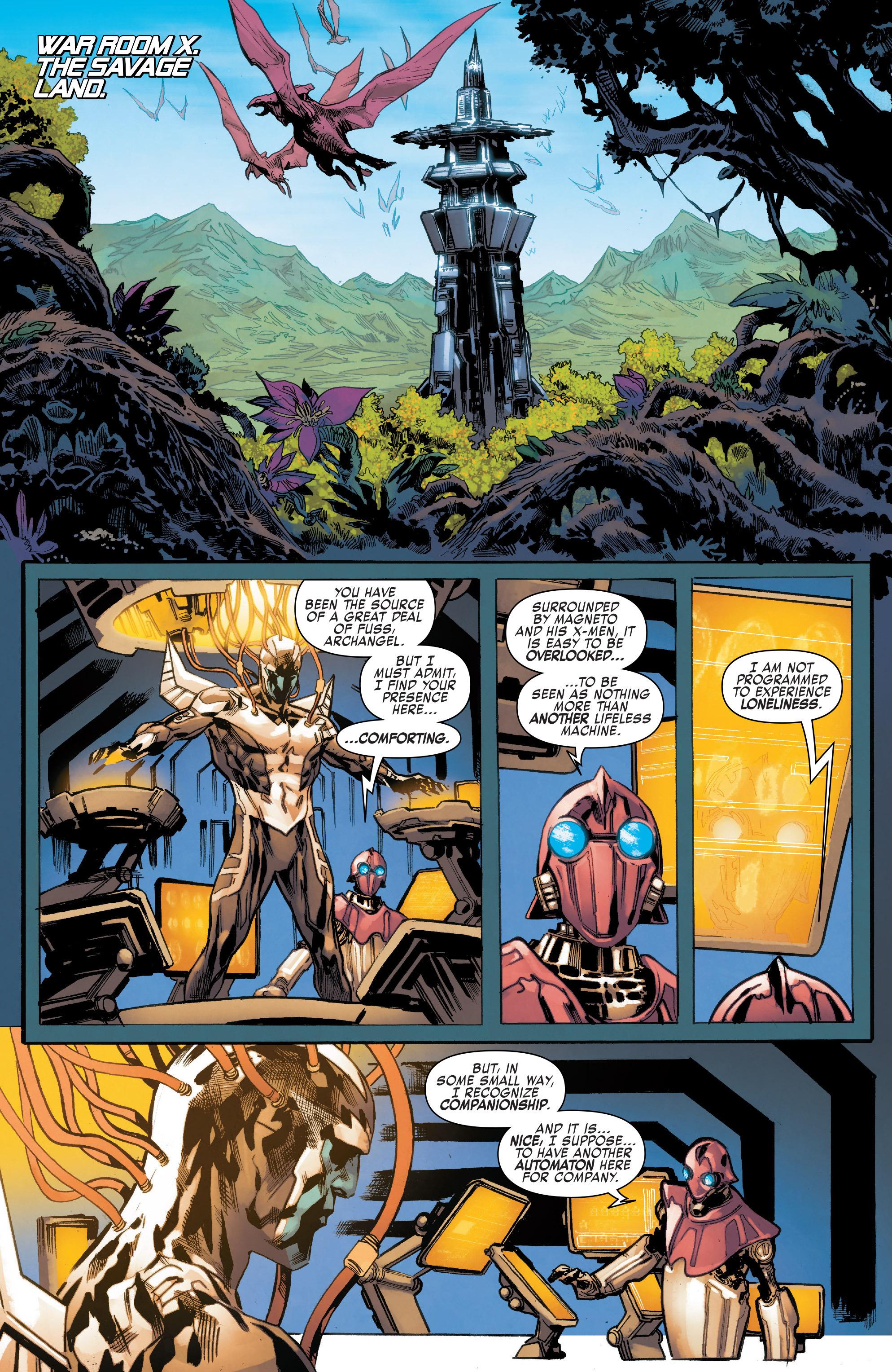 Read online Uncanny X-Men (2016) comic -  Issue #8 - 3