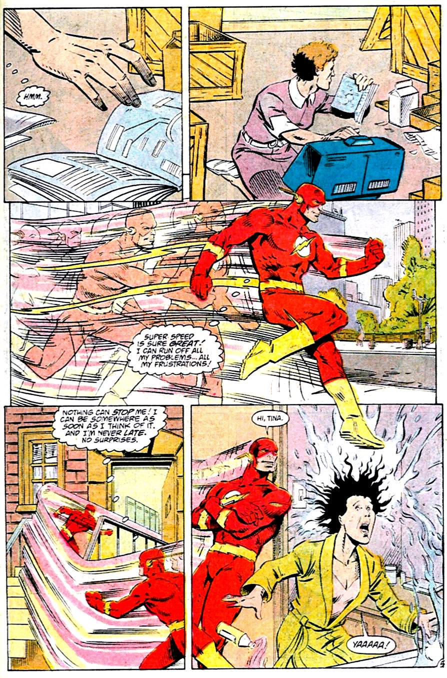 Read online The Flash (1987) comic -  Issue # _Annual 3 - 6