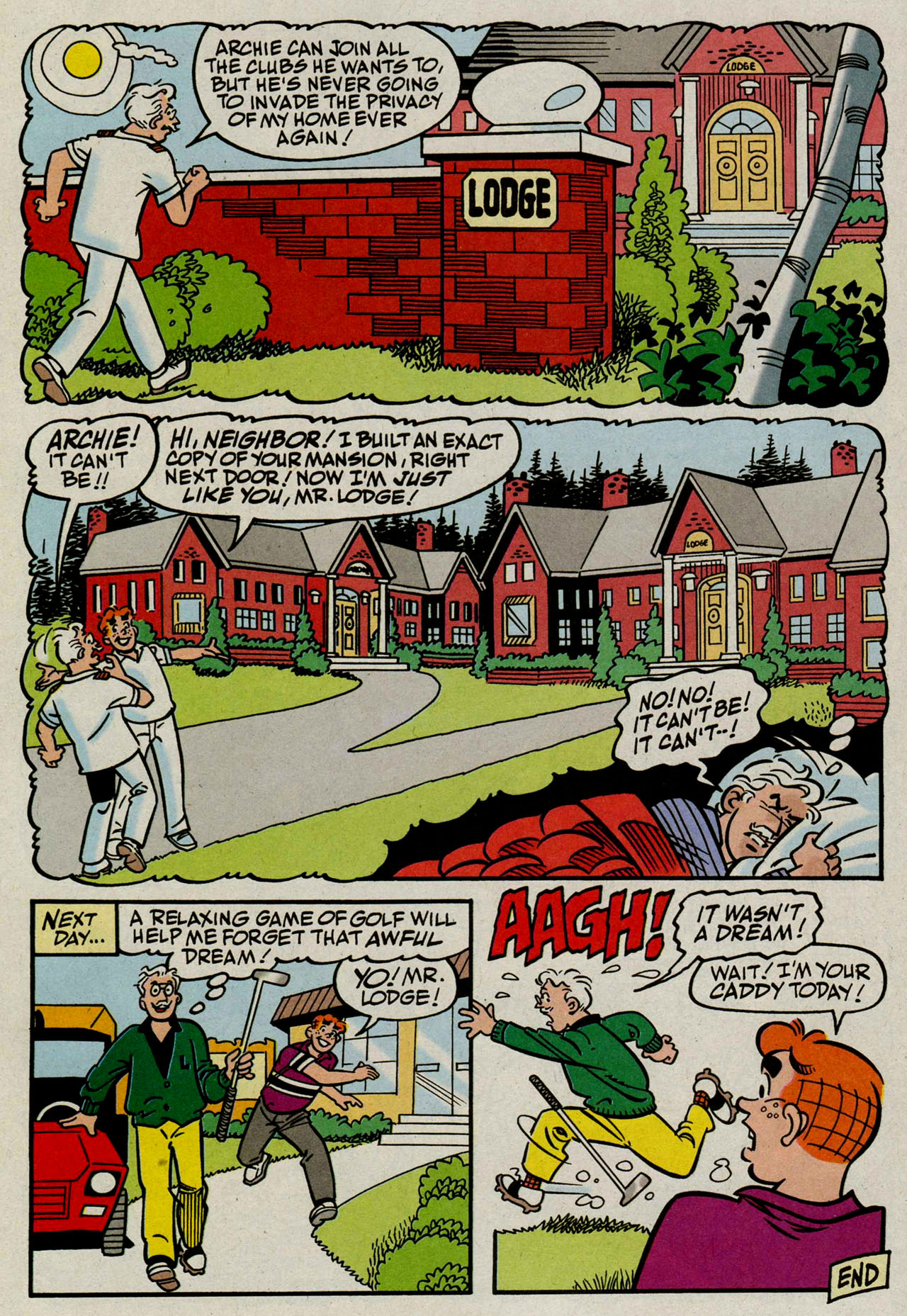 Read online Archie (1960) comic -  Issue #586 - 23