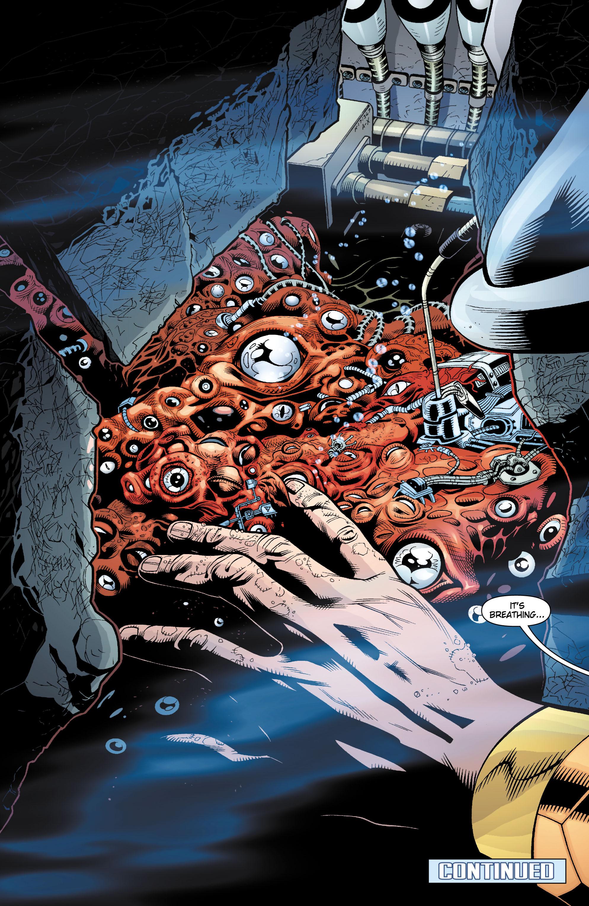 Read online Aquaman (2003) comic -  Issue #17 - 22