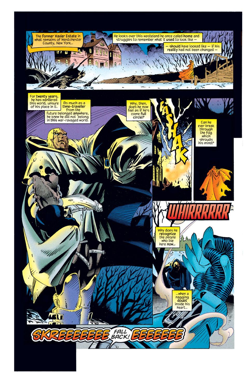 Read online Amazing X-Men (1995) comic -  Issue #1 - 5