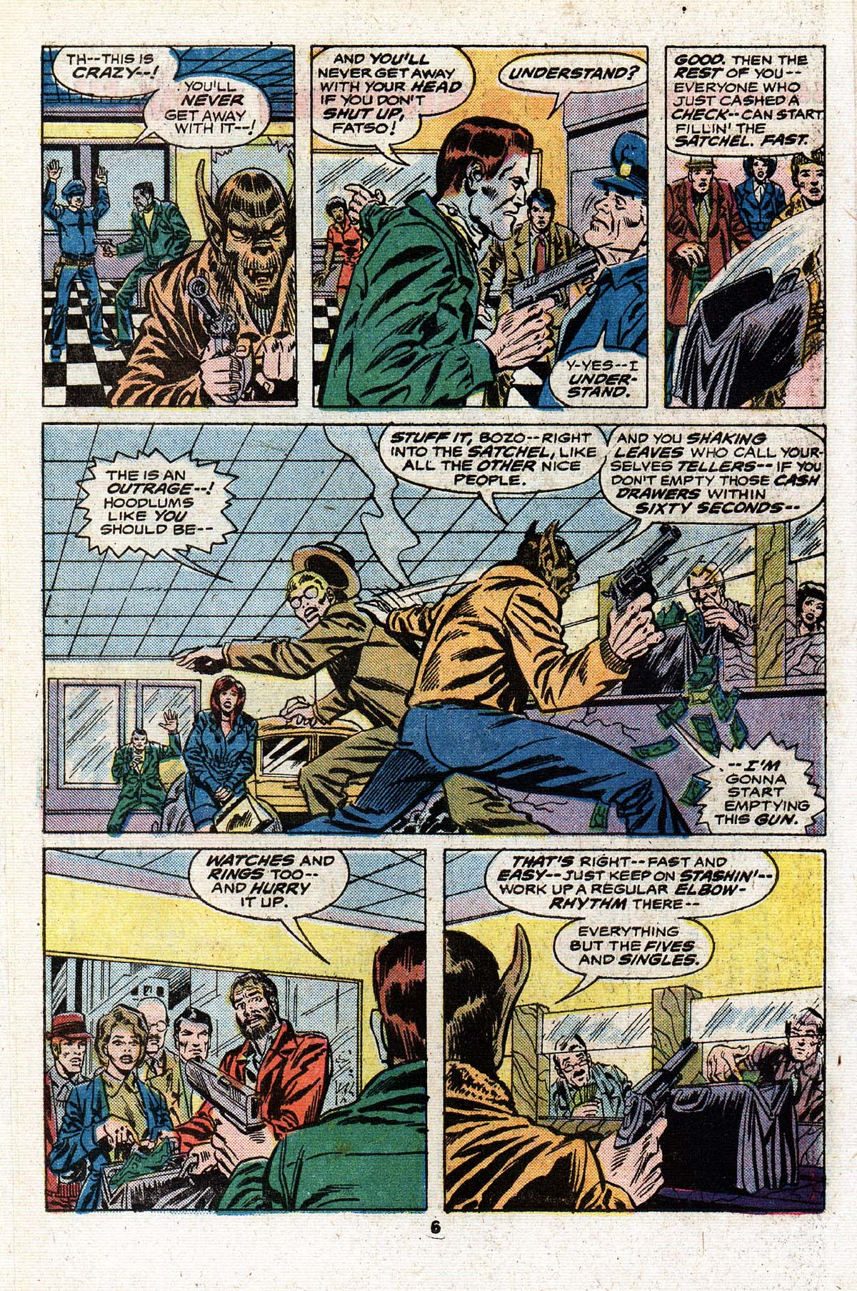 Read online Giant-Size Master of Kung Fu comic -  Issue #4 - 5