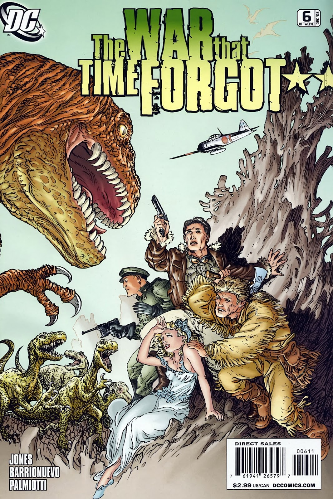 The War That Time Forgot issue 6 - Page 1