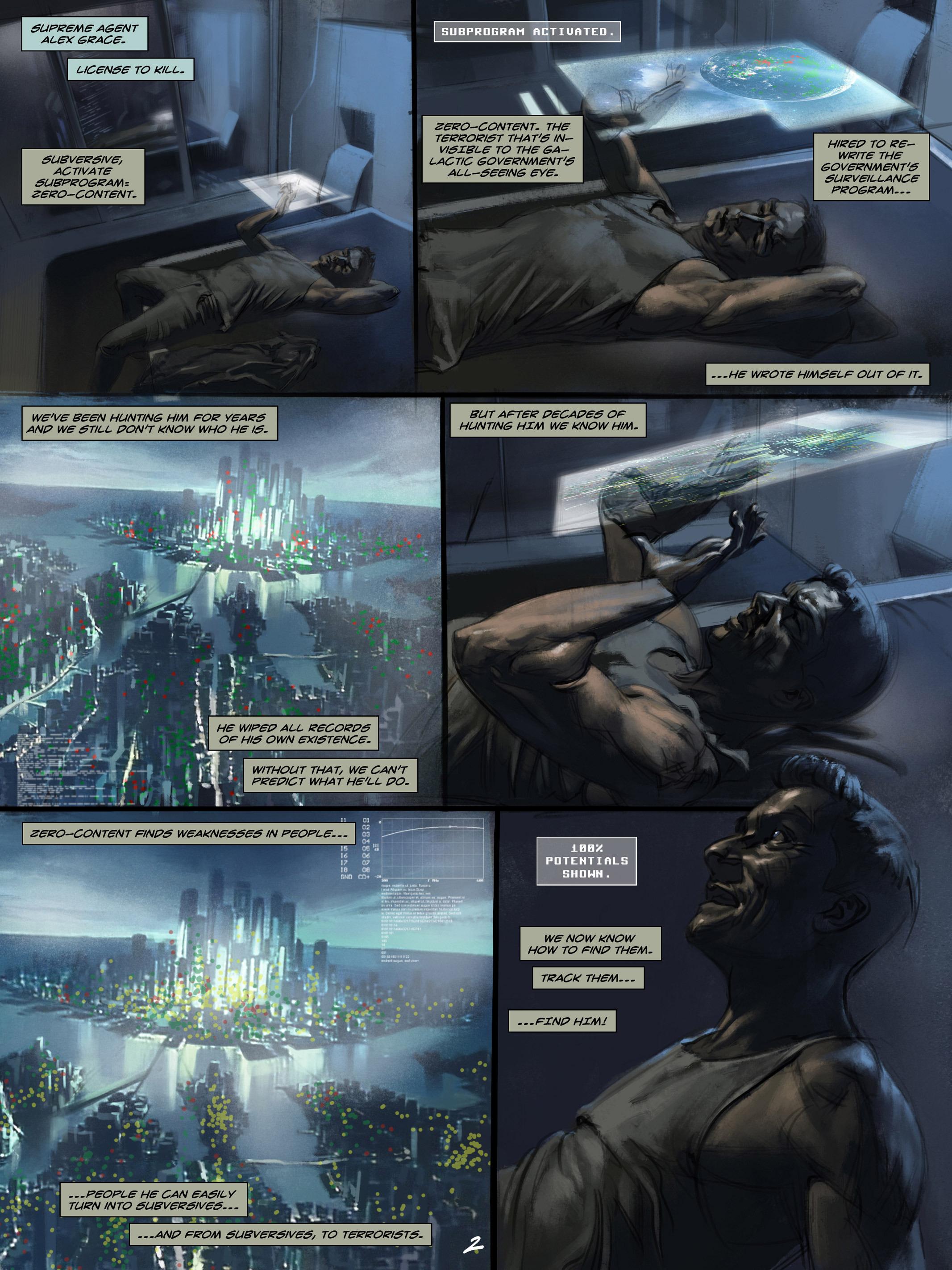 Read online Wynter comic -  Issue #4 - 3