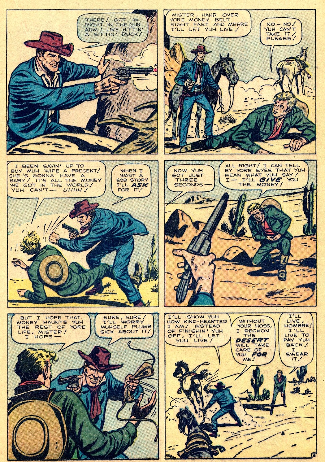 Kid Colt Outlaw issue 109 - Page 21