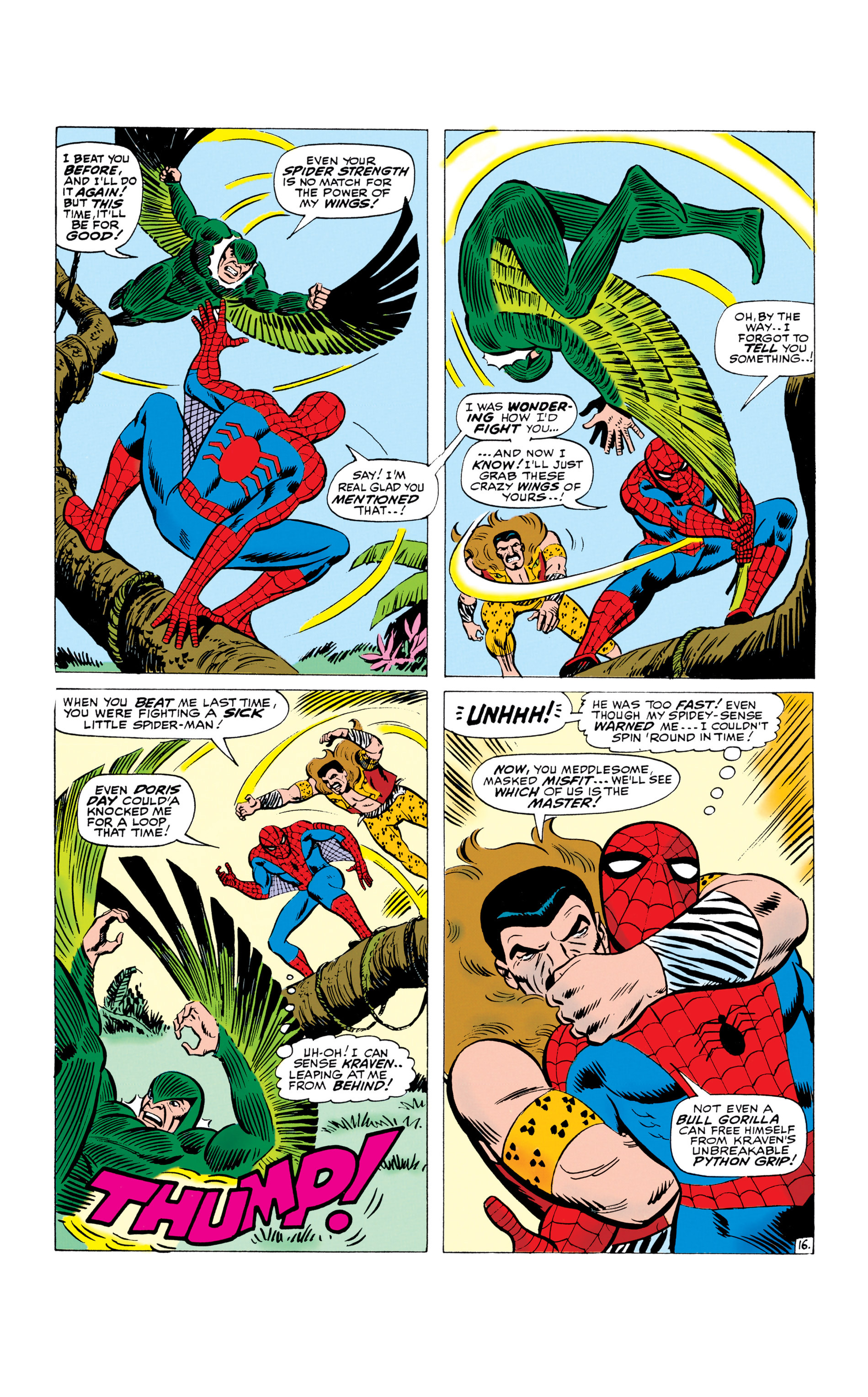 The Amazing Spider-Man (1963) 49 Page 16