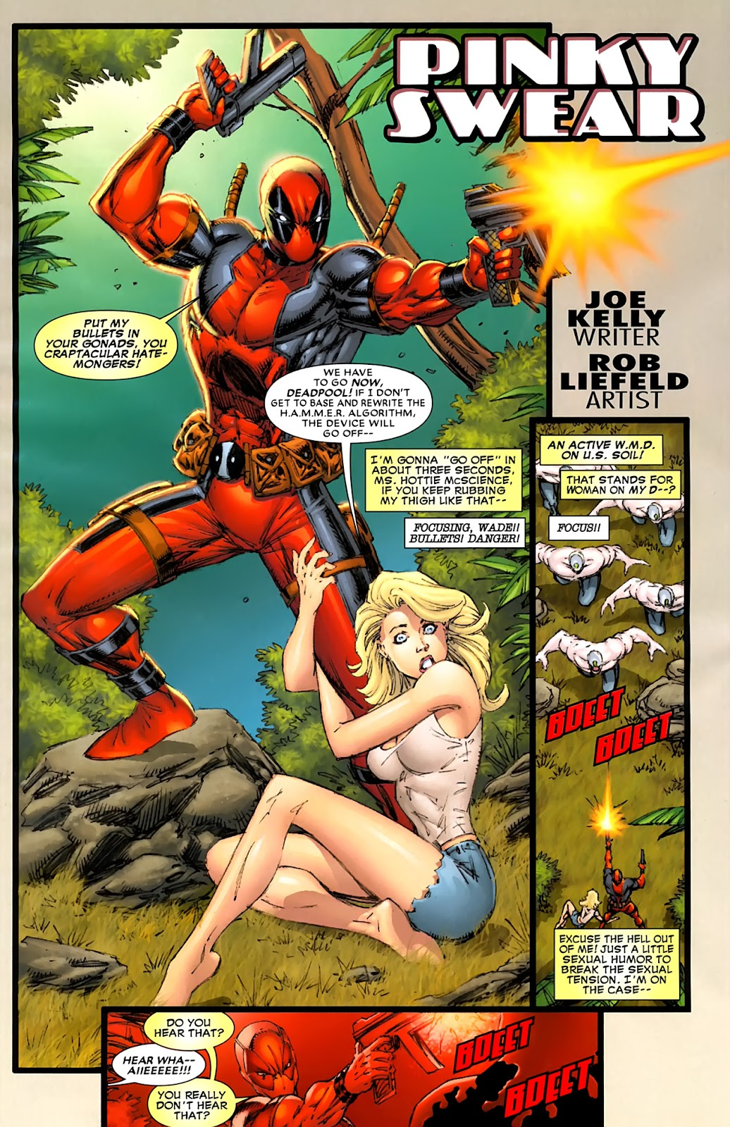 Read online Deadpool (2008) comic -  Issue #900 - 31