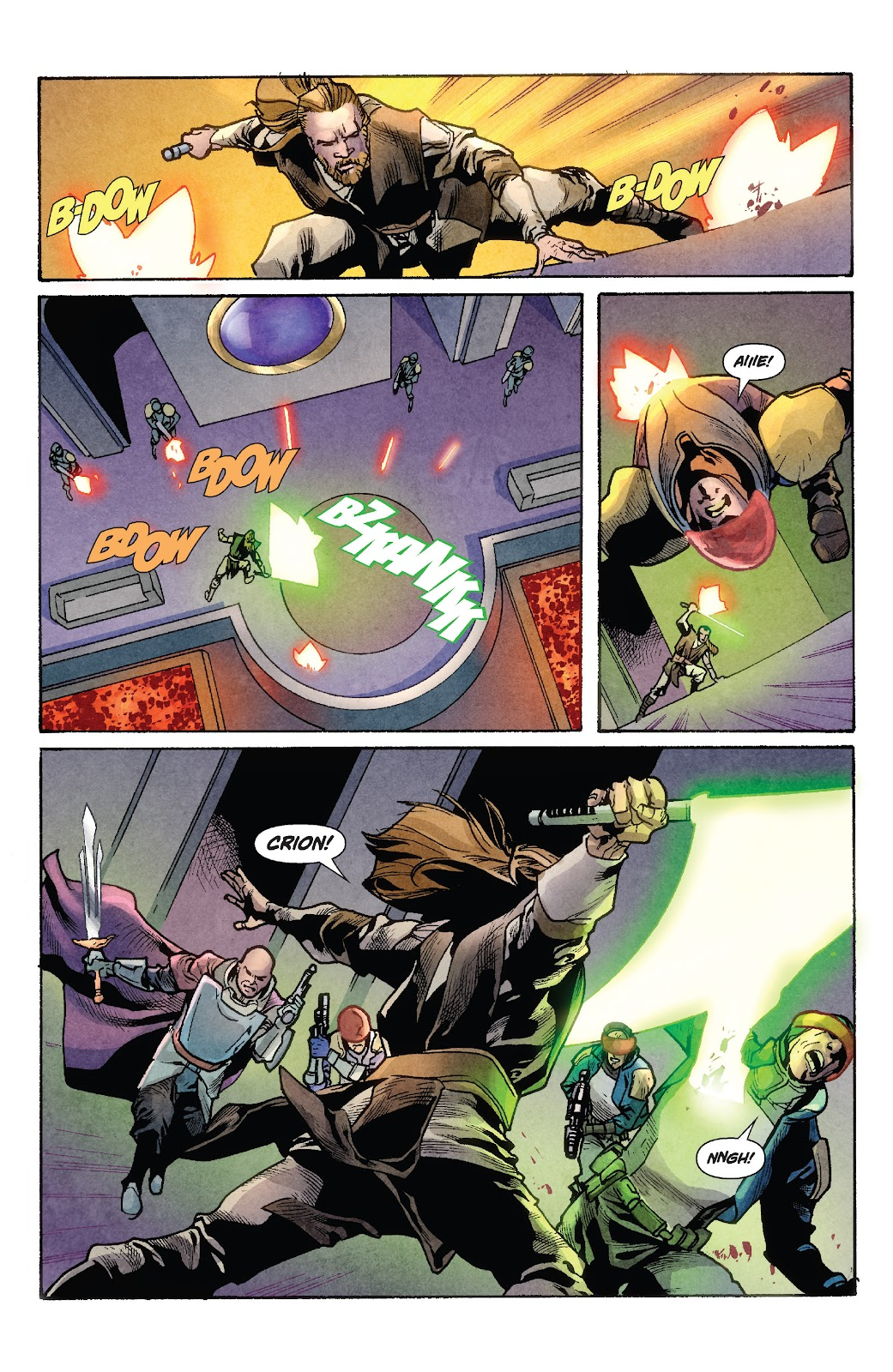 Read online Star Wars Legends: Rise of the Sith - Epic Collection comic -  Issue # TPB 1 (Part 2) - 88