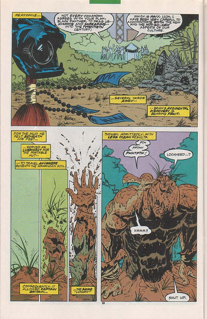Excalibur (1988) issue 60 - Page 8